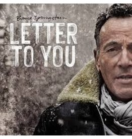 Springsteen, Bruce - Letter to You CD