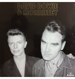 Bowie, David & Morrissey - Cosmic Dancer (Live) 7""