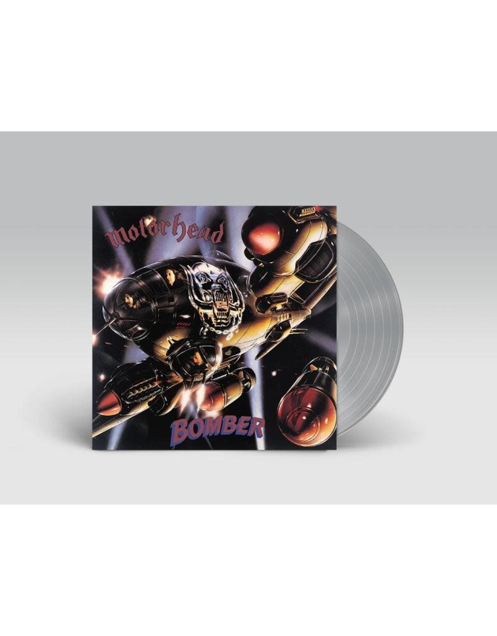 Motorhead - Bomber LP (Limited Edition Silver Vinyl)