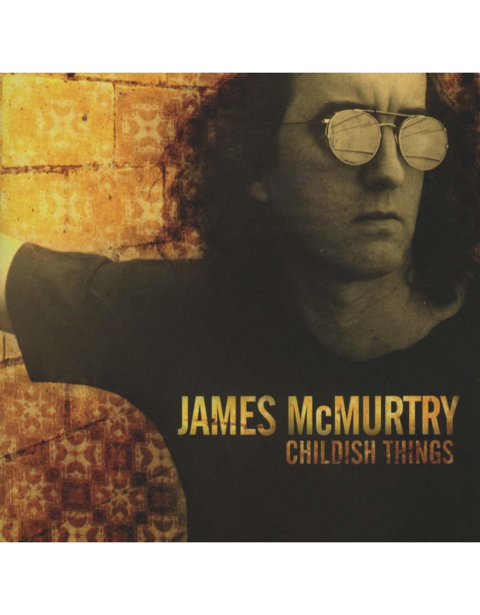 McMurtry, James - Childish Things LP (Record Store Day 2020 Transparent Blue Vinyl Exclusive)