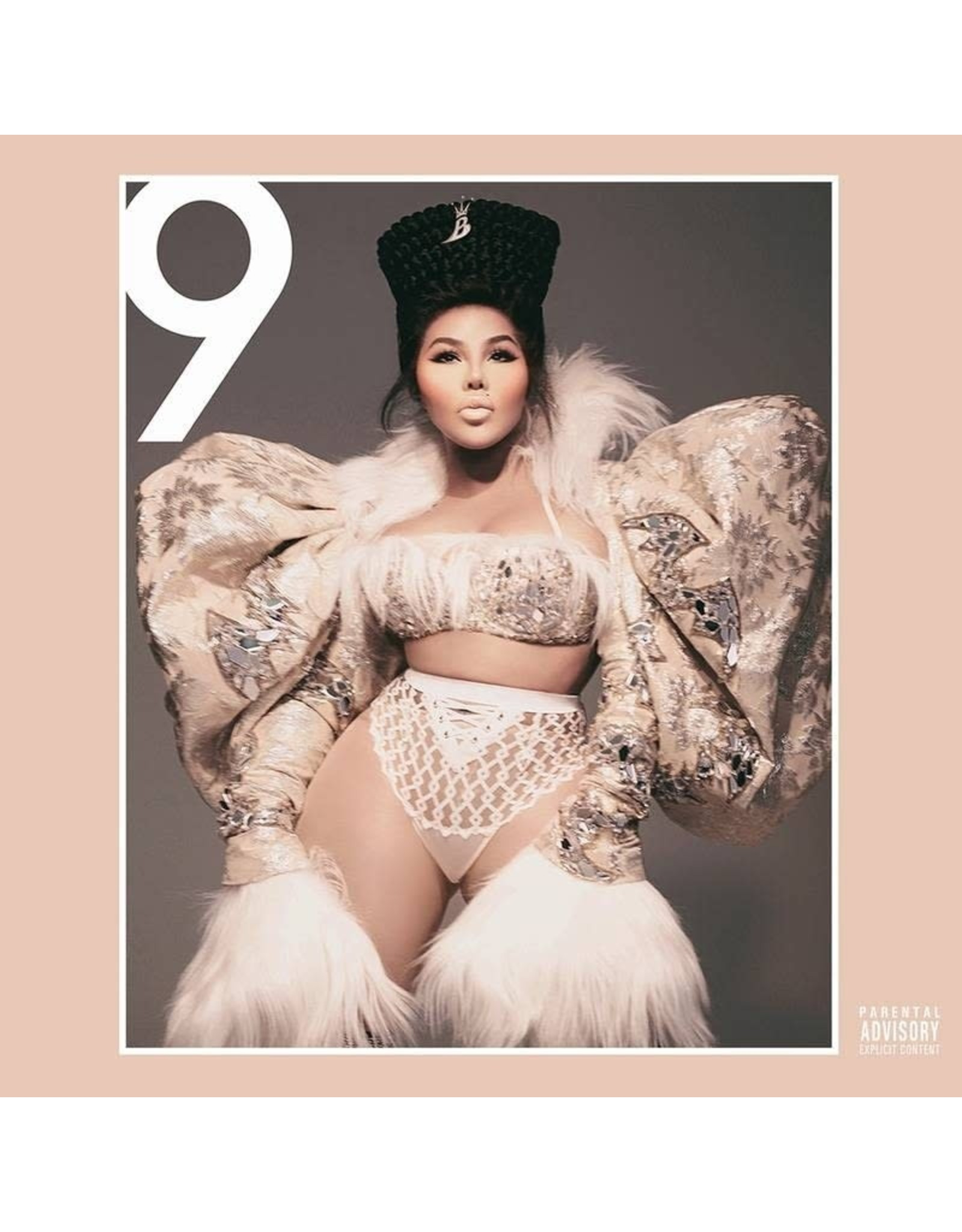 Lil' Kim - 9 LP (RSD 2020 Exclusive Coloured Vinyl)