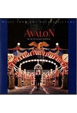 Newman, Randy - Avalon: Music From The Motion Picture LP (RSD 2020 Exclusive Blue Vinyl)