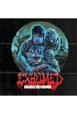 Exhumed - Death Revenge (Black smoke splatter ed) LP