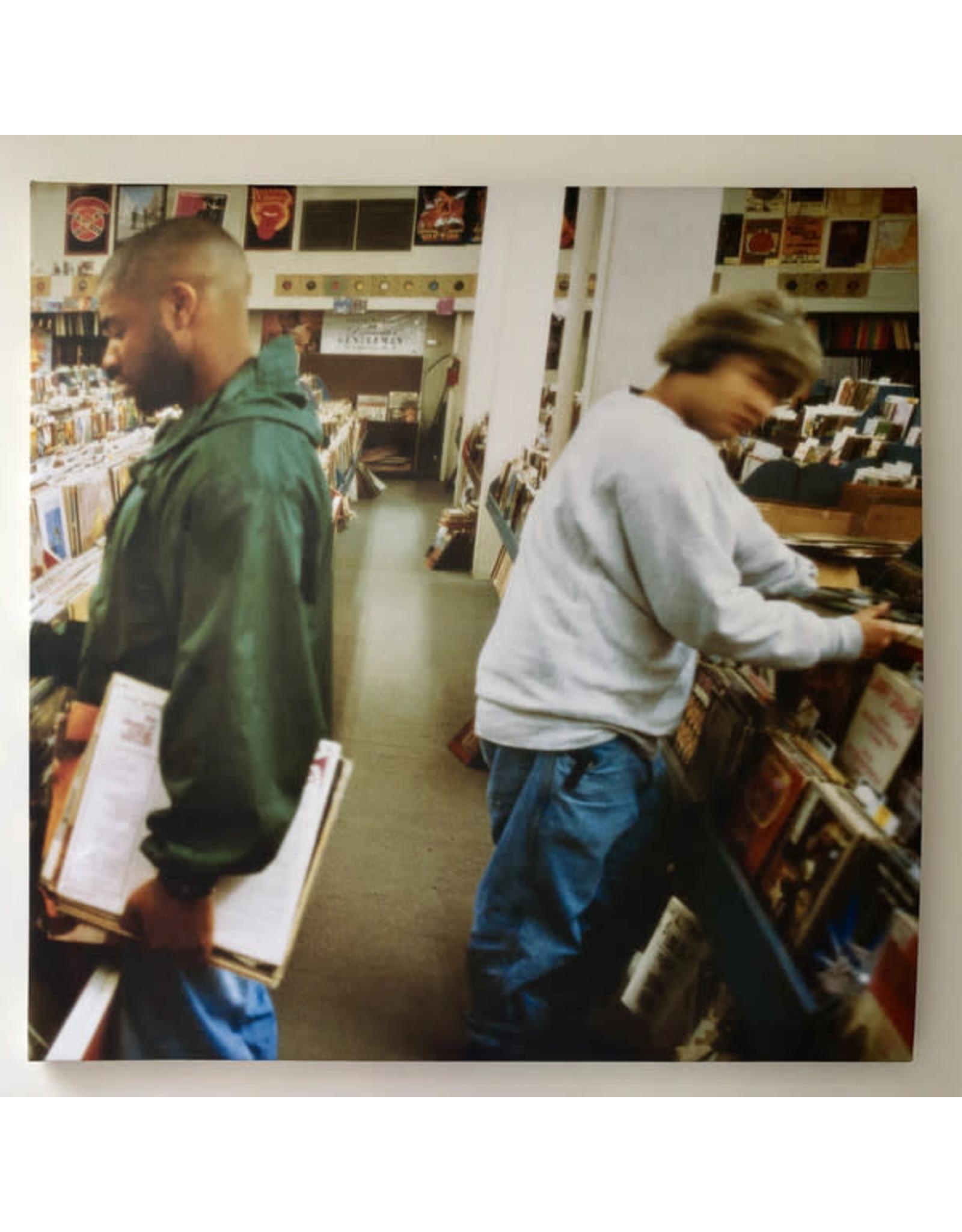 DJ Shadow - Endtroducing LP