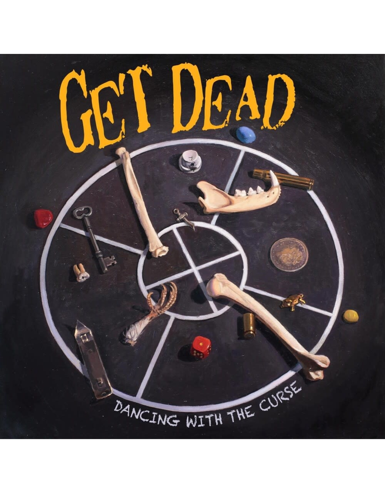 Get Dead - Dancing With the Curse LP