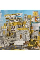 King Gizzard and the Lizard Wizard - Sketches Of Brunswick East (colour) LP