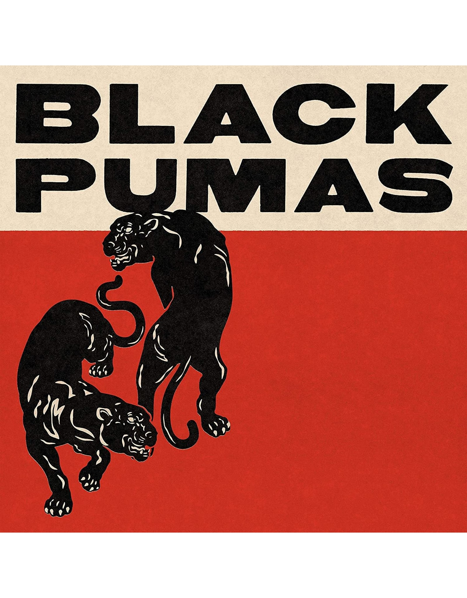 """Black Pumas - Black Pumas (dlx) 2 LP & 7"""""""