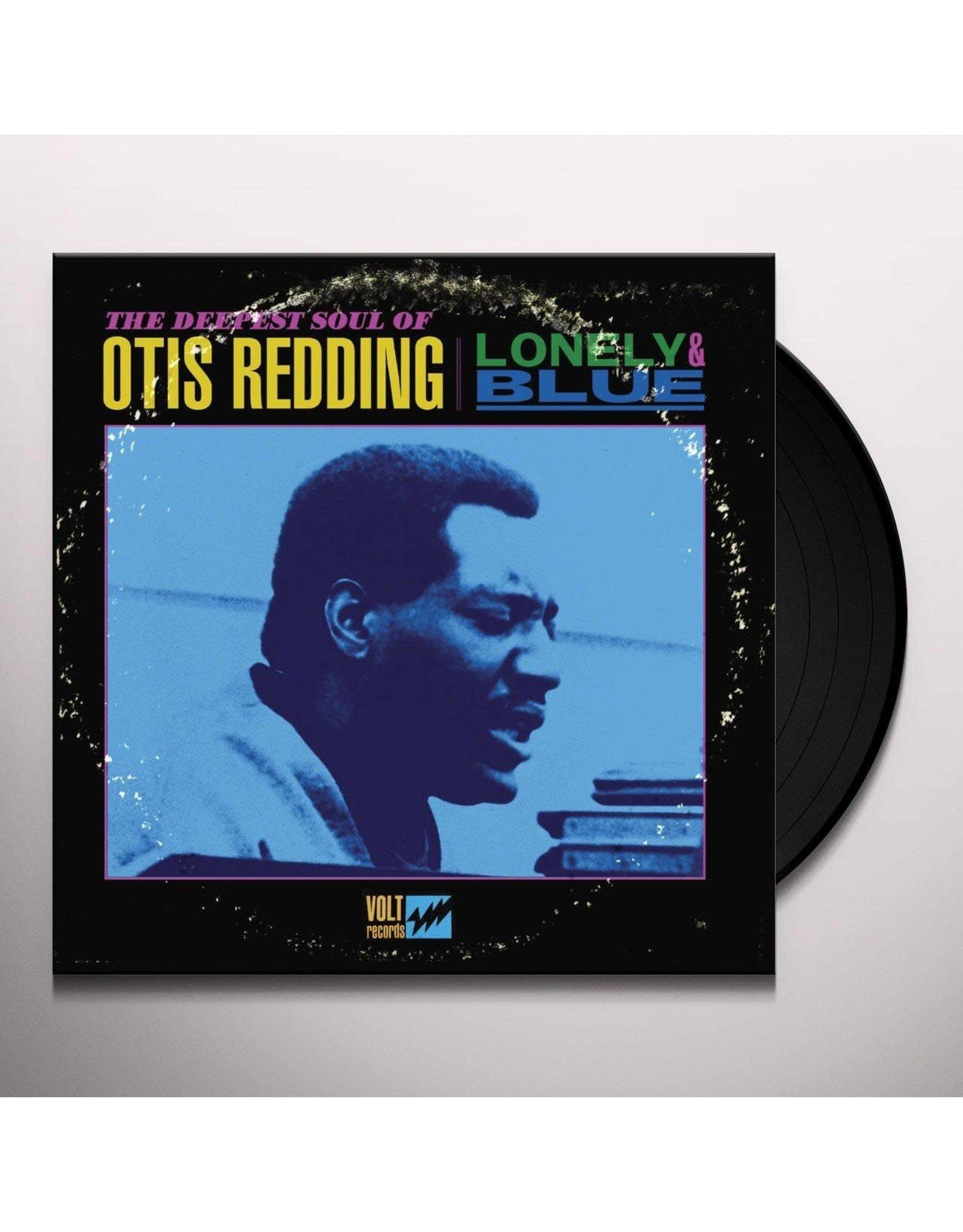 Redding, Otis - Lonely & Blue: The Deepest Soul Of LP