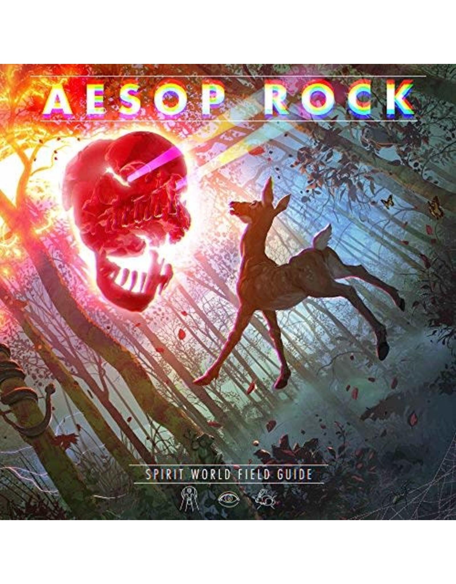 Aesop Rock - Spirit World Field Guide CD