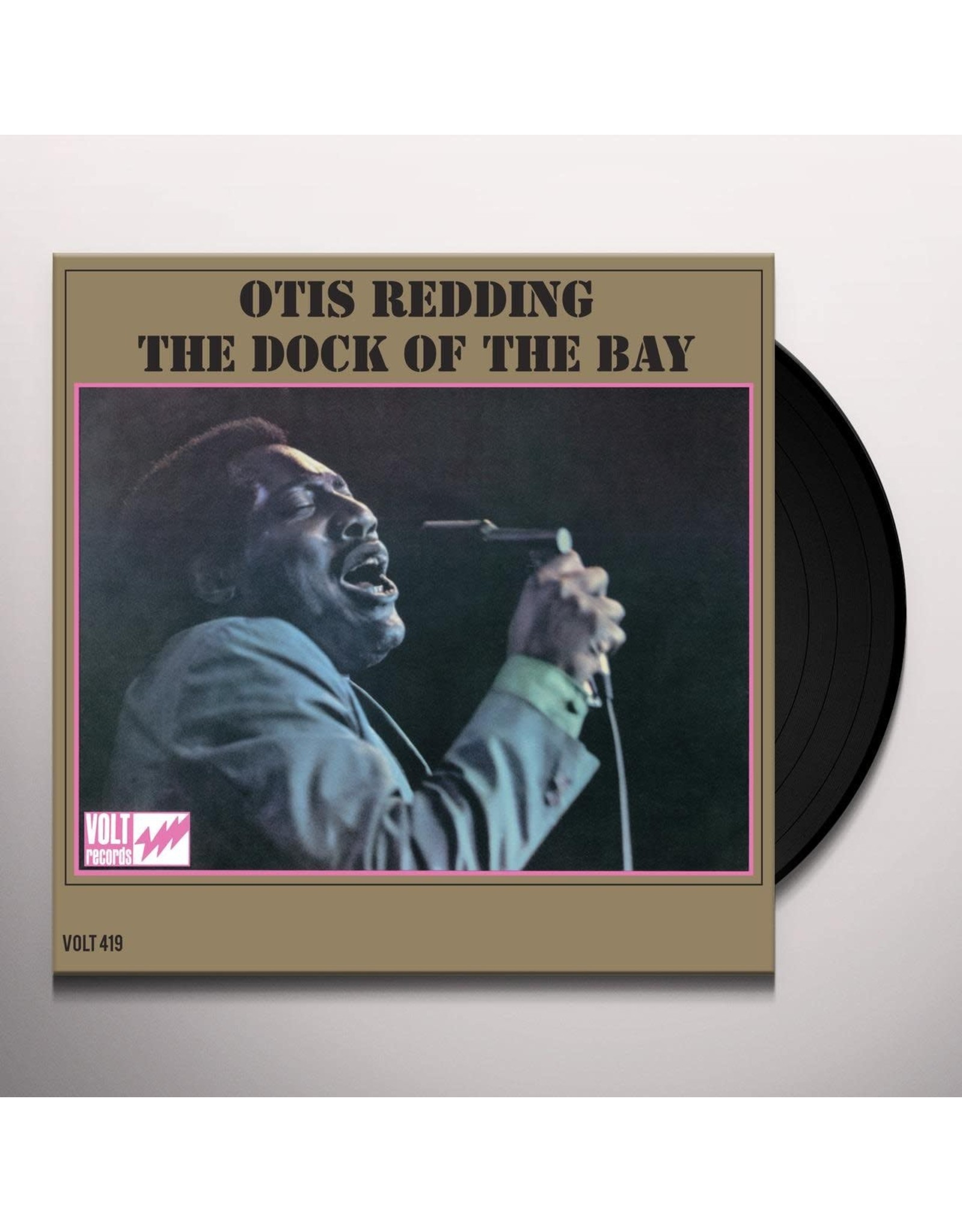 Redding, Otis - The Dock of the Bay (Mono 180g) LP