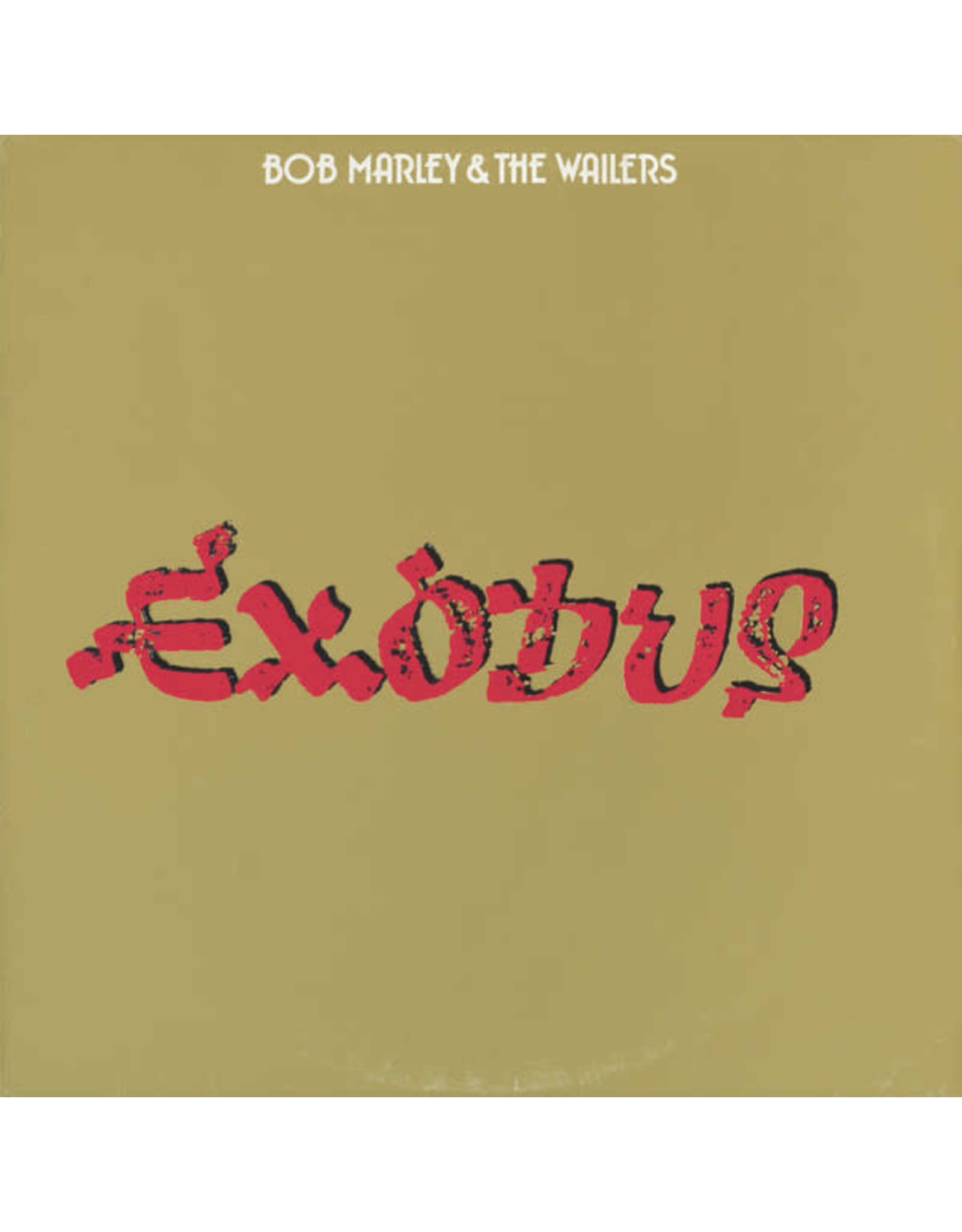 Marley, Bob & The Wailers - Exodus LP (half speed master)