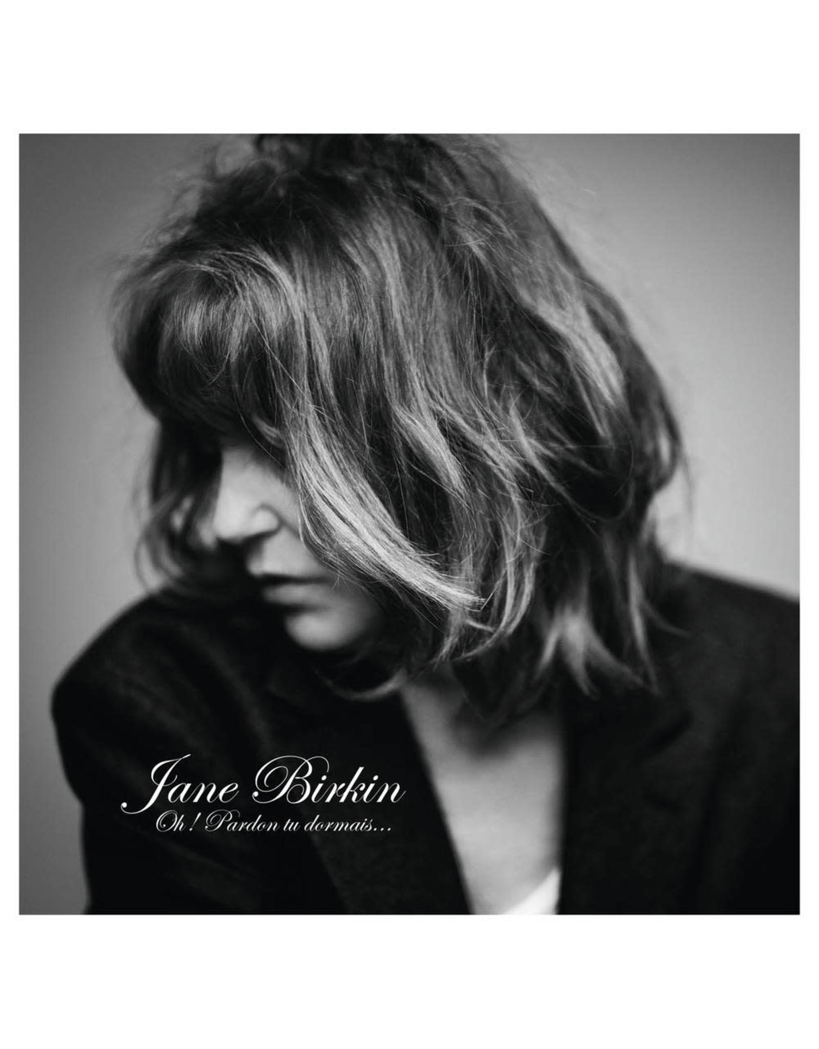 Birkin, Jane - Oh! Pardon Tu Dormais... CD