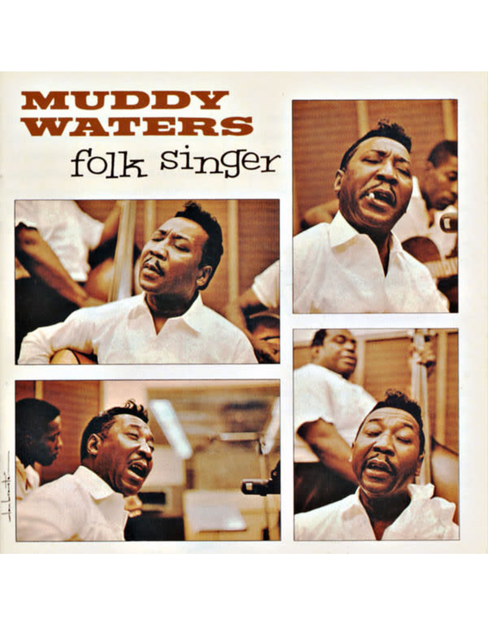 Waters, Muddy - Folk Singer CD