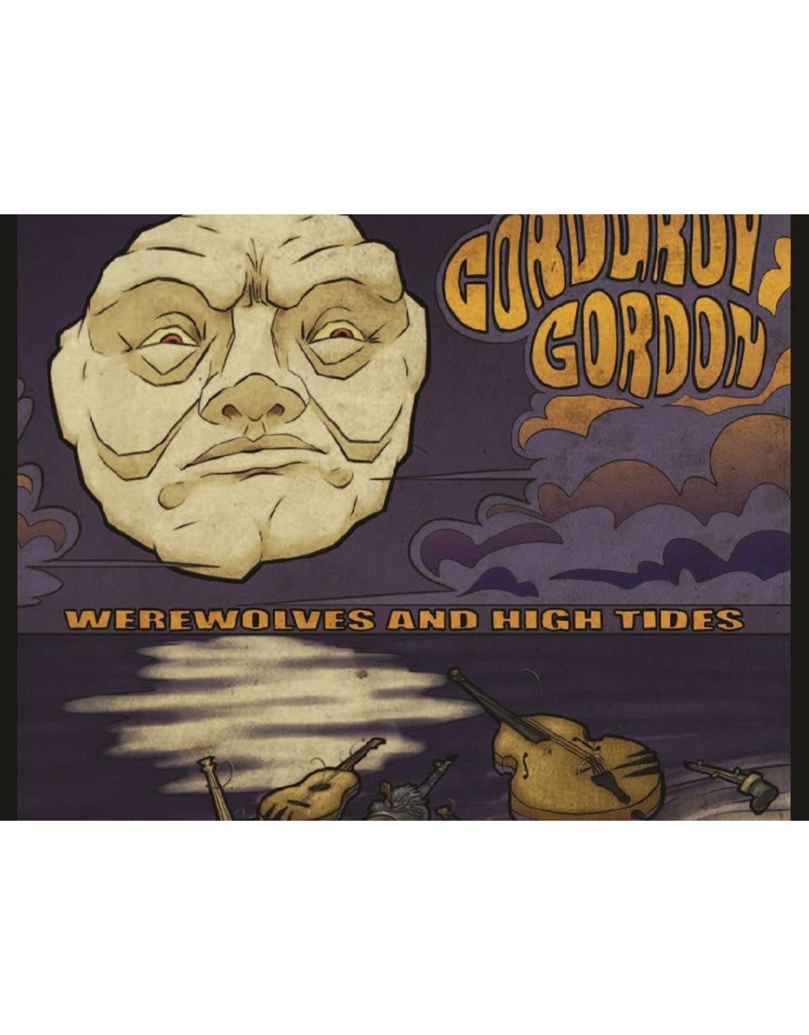 Corduroy Gordon - Werewolves and High Tides CD
