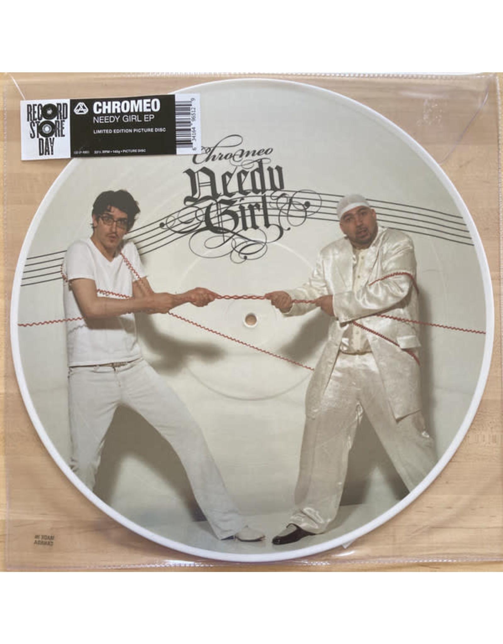 Chromeo - Needy Girl EP (2020RSD Picture Disc) LP