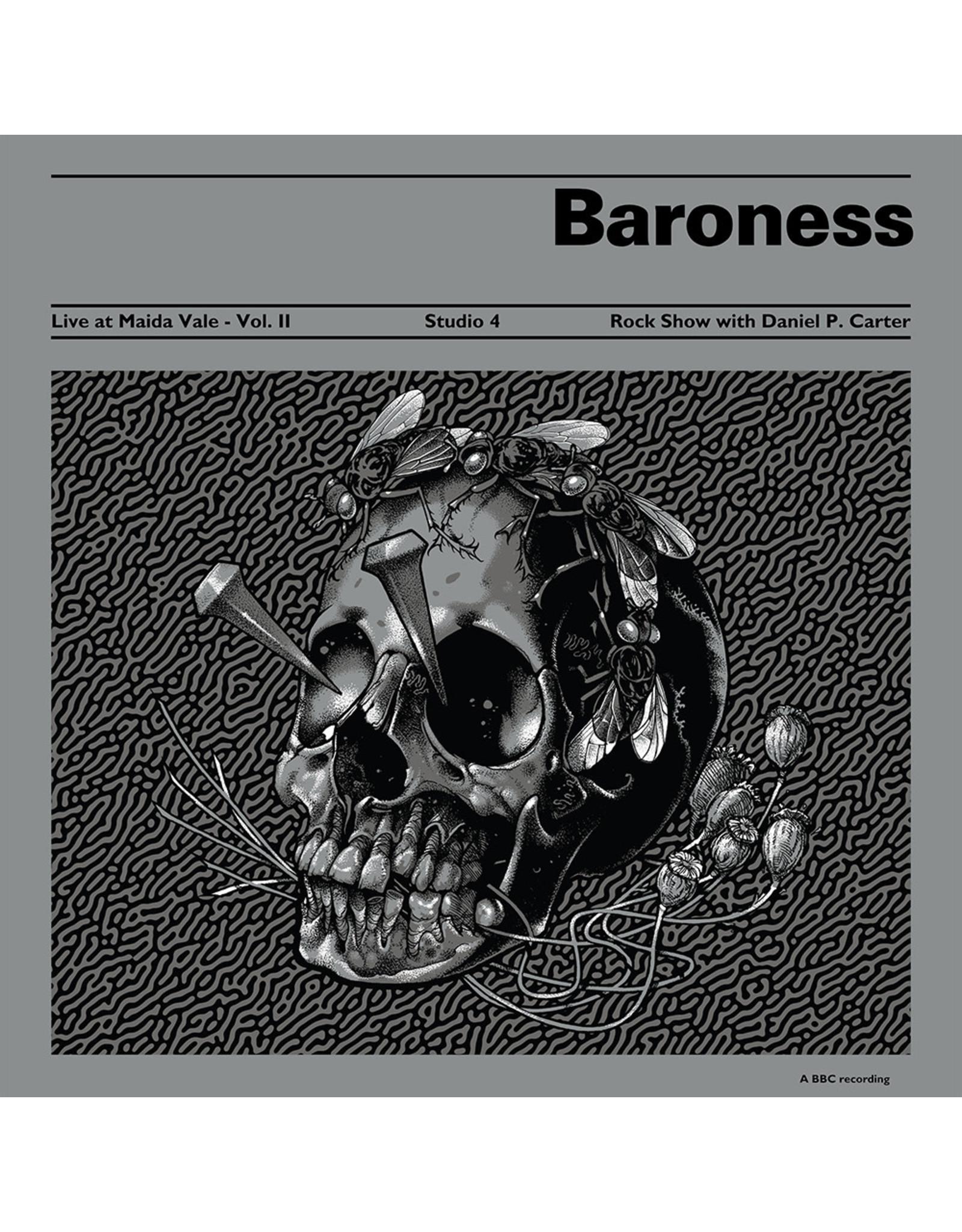 Baroness - Live at Maida Vale BBC Vol. II (Splattered Vinyl) LP