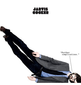 """Cocker, Jarvis - Further Complications (2020RSD/White Vinyl/Etched 12"""") LP"""