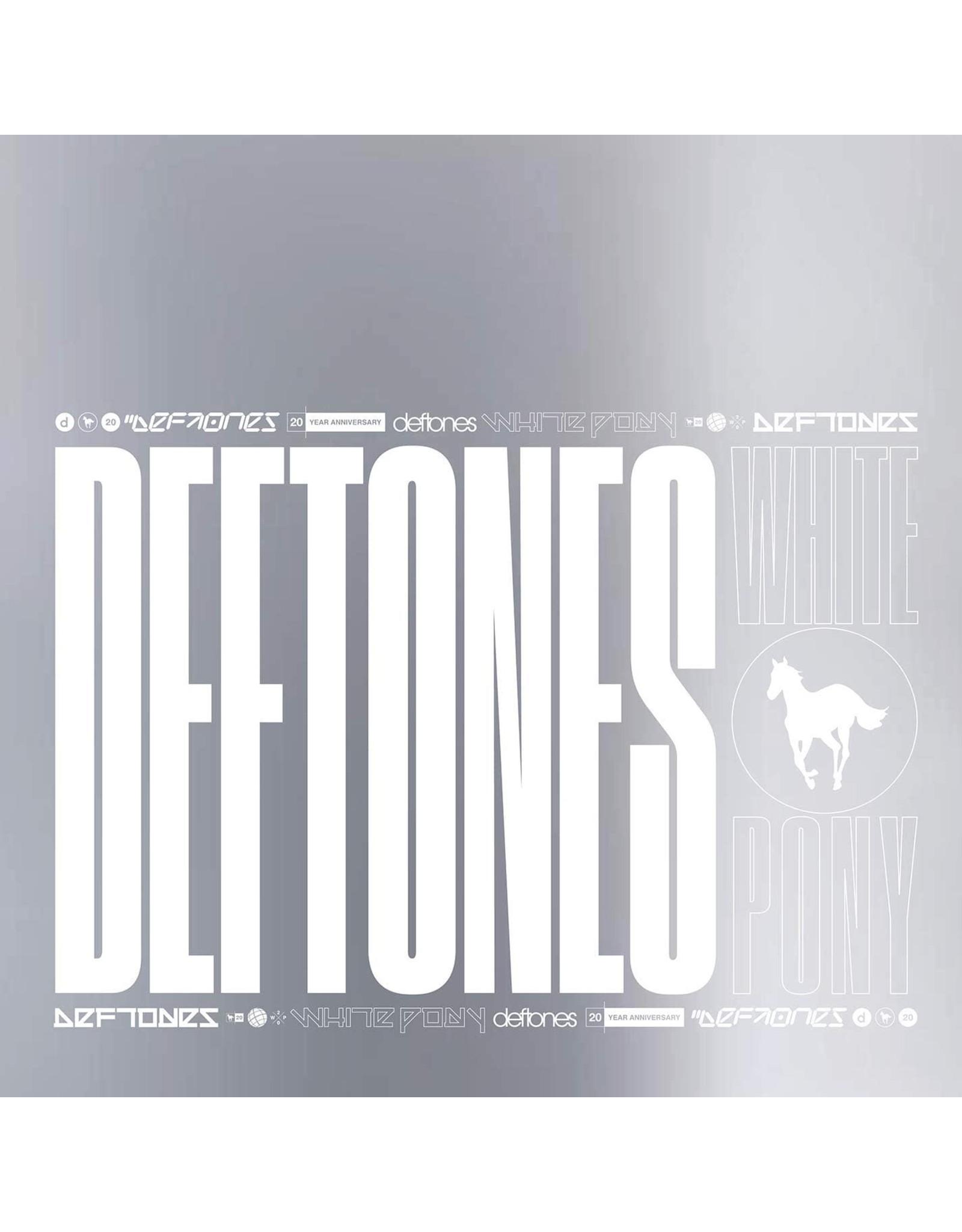 Deftones - White Pony (20th Anniversary Deluxe Edition) 4LP/2CD