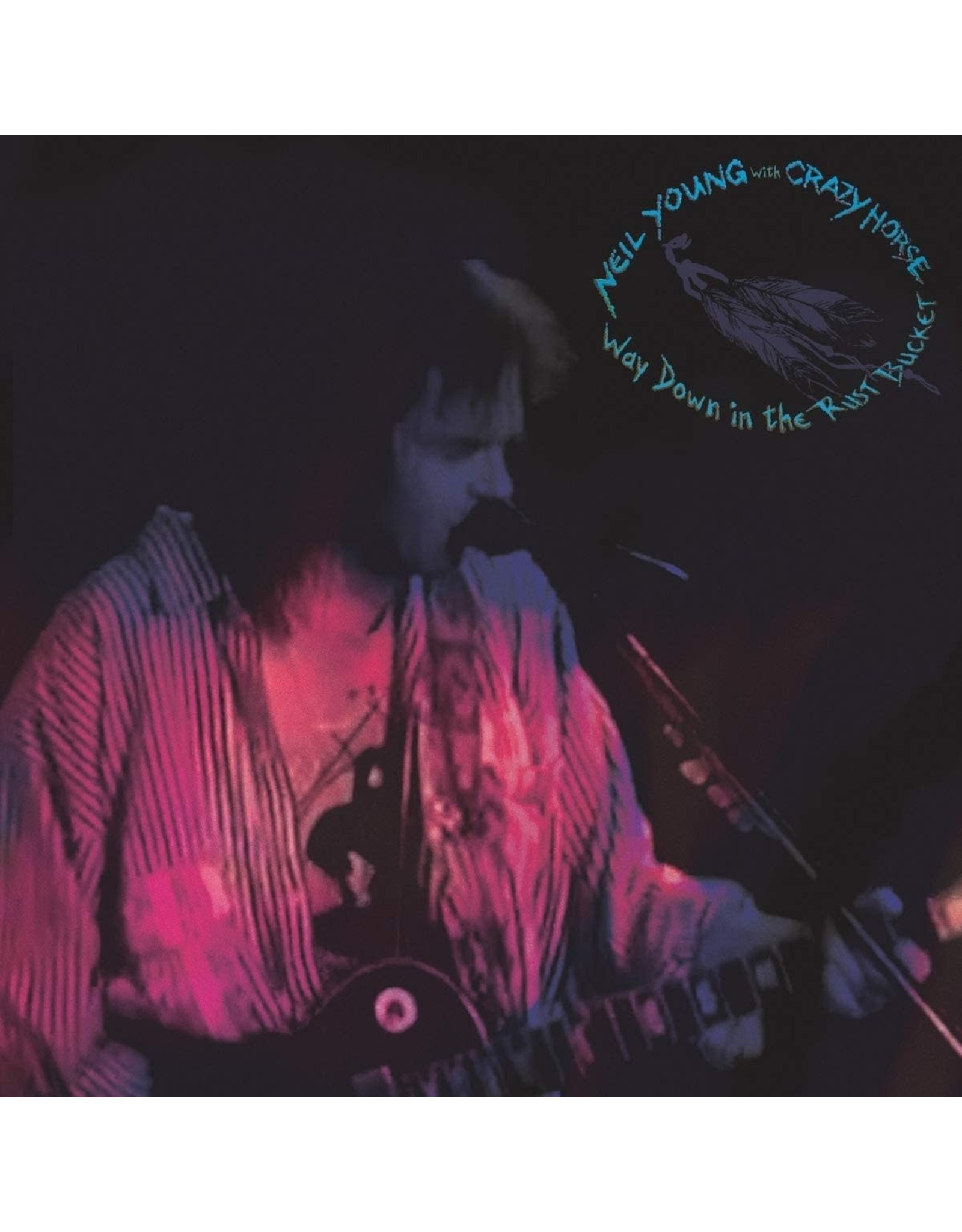 Young, Neil - Way Down in the Rust Bucket CD