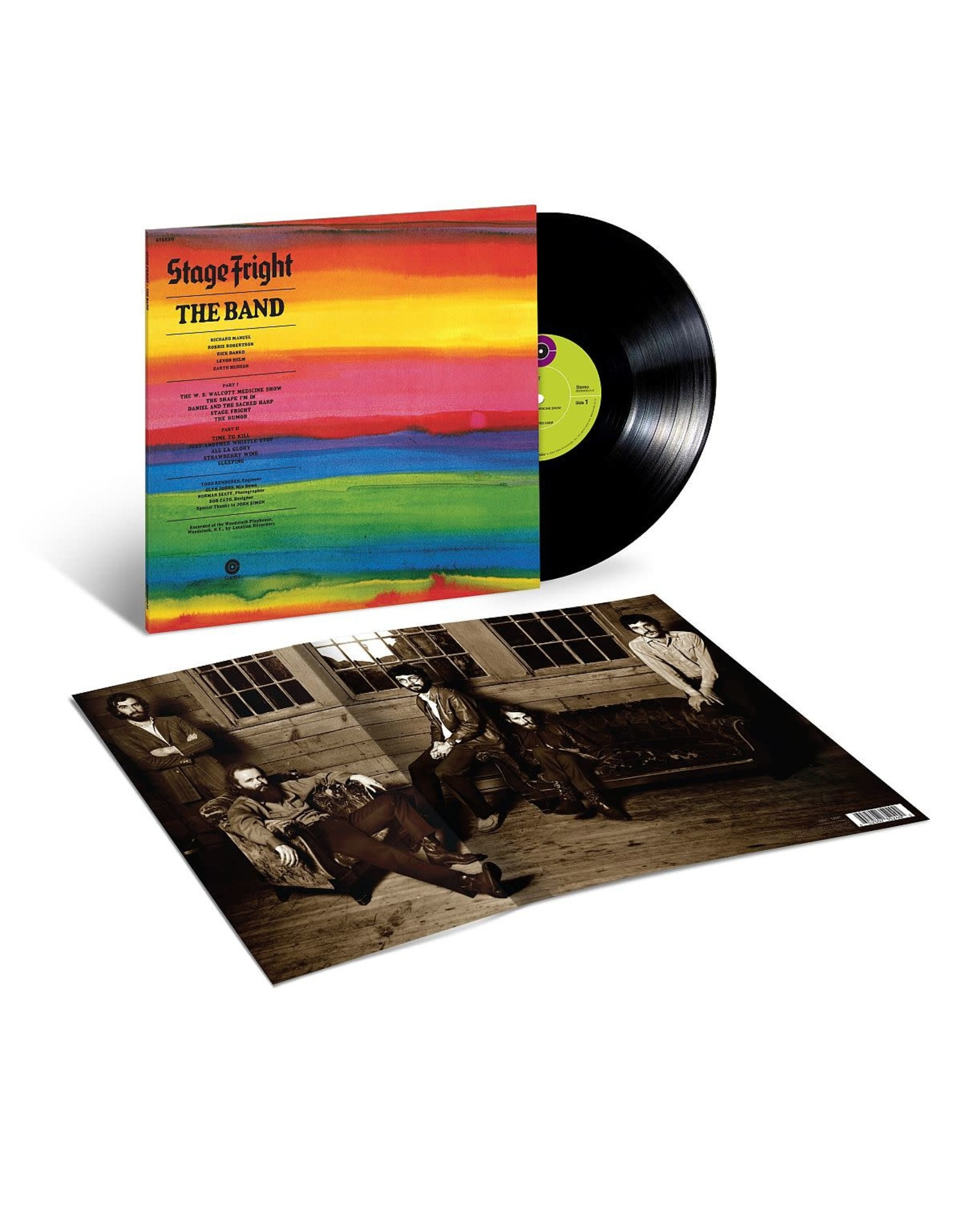 Band - Stage Fright (50th Anniversary Edition) LP