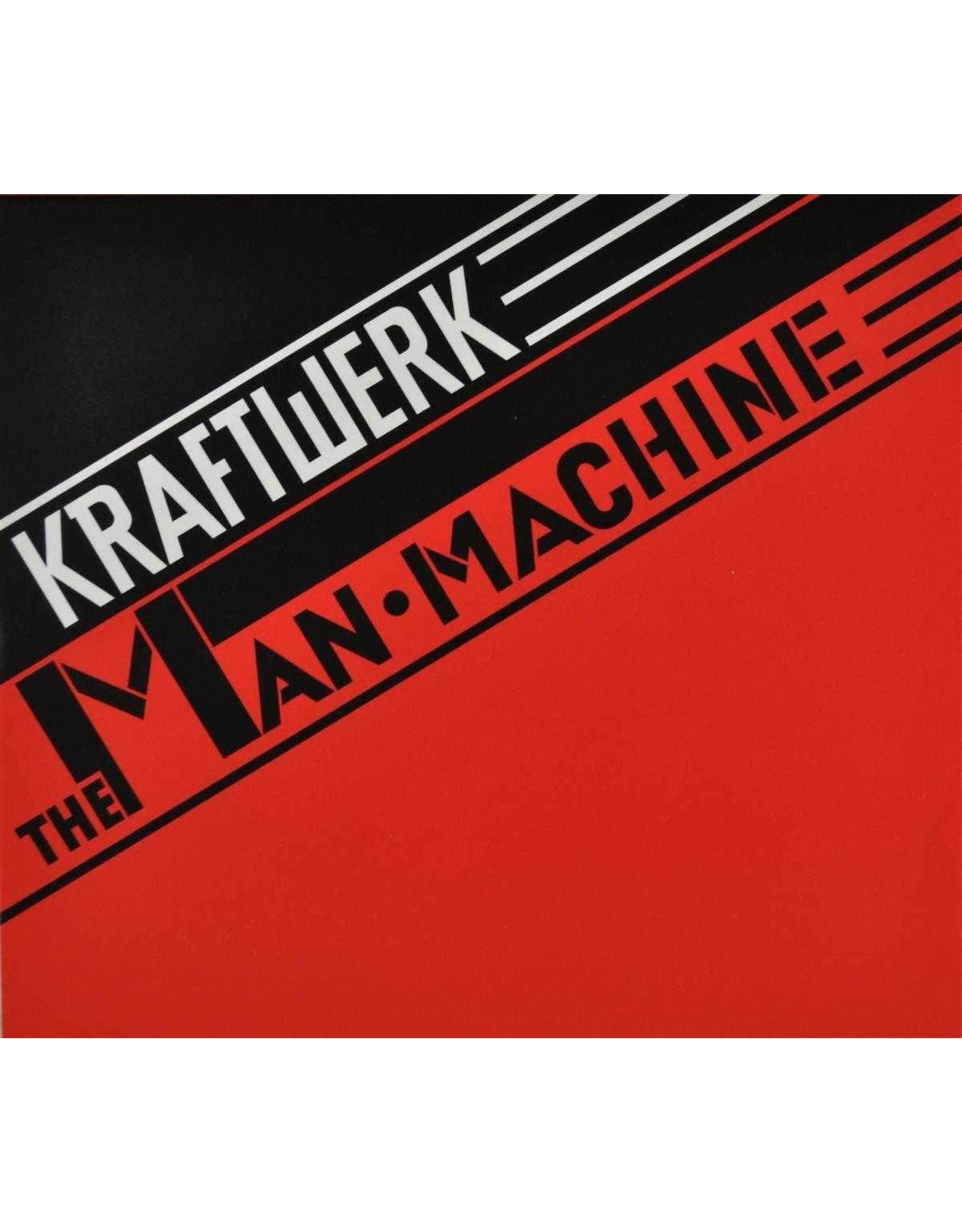 Kraftwerk - The Man Machine (Red) LP