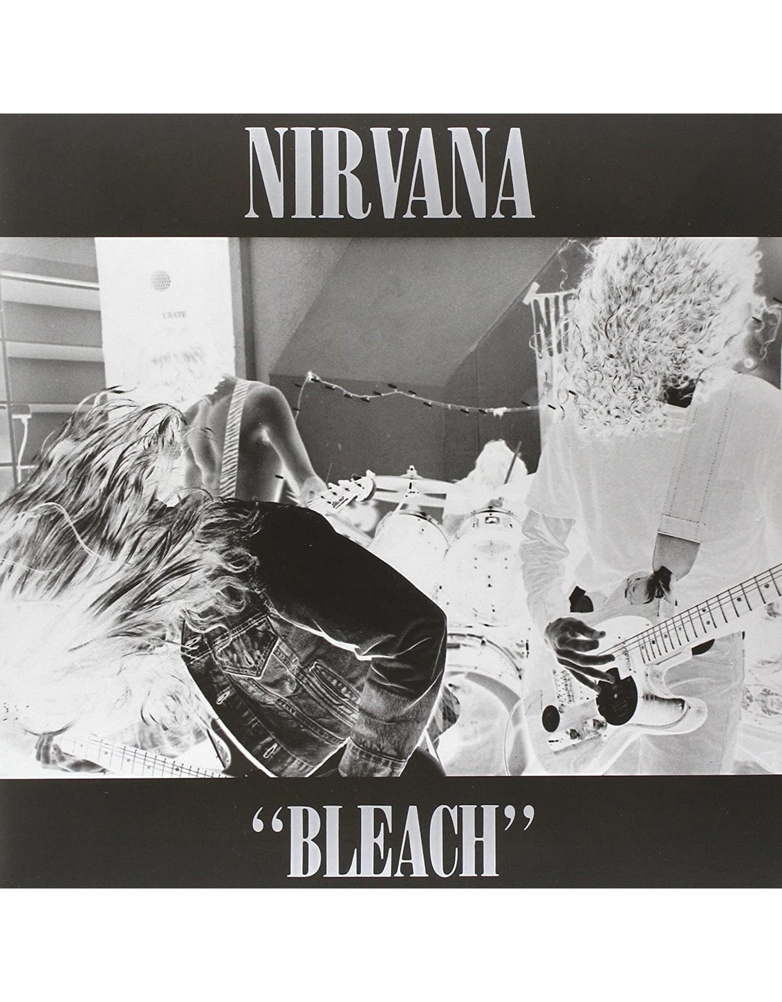Nirvana - Bleach (dlx. 2LP)