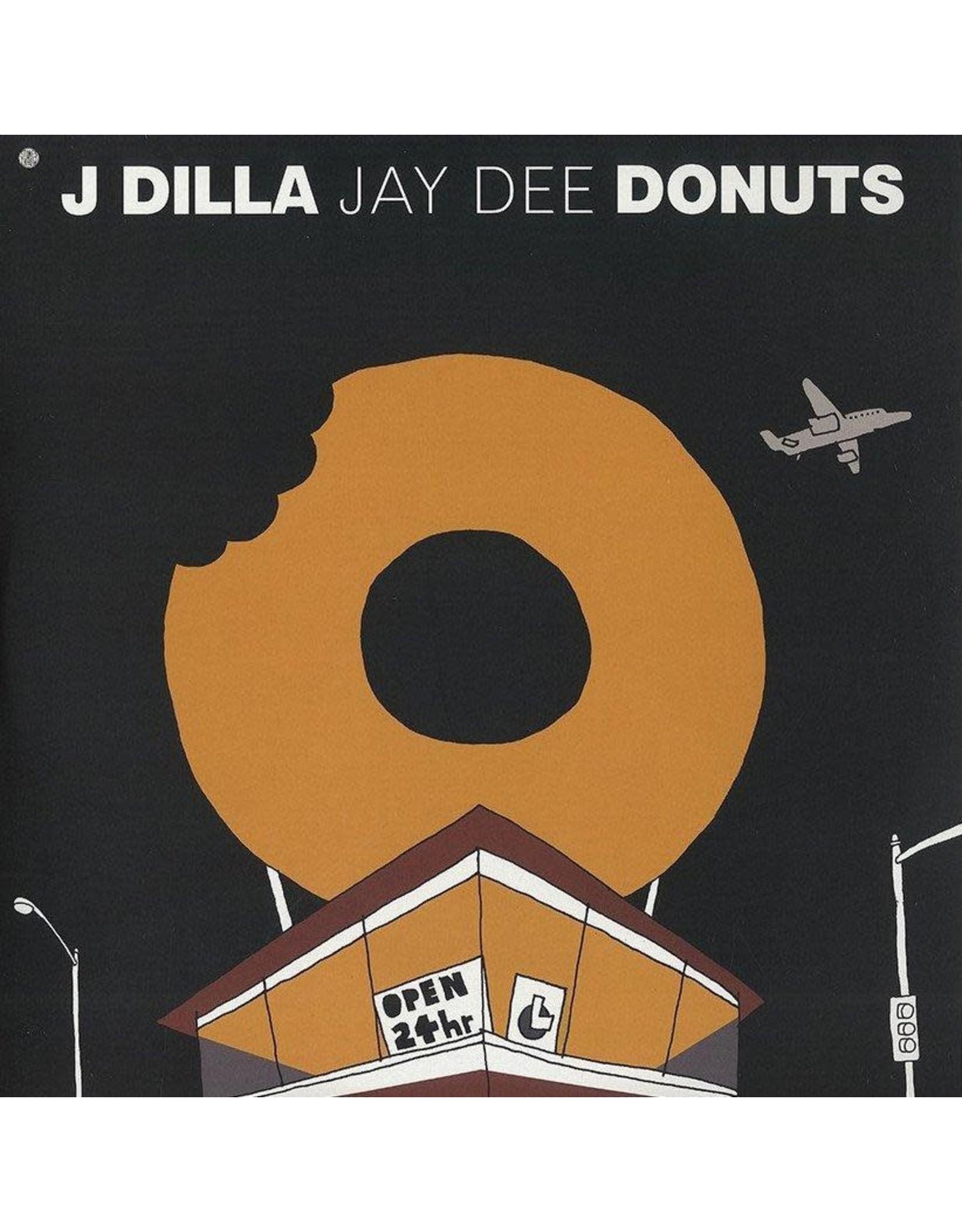 J Dilla - Donuts 2LP