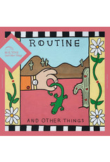 Routine - And Other Things (Coke bottle clear EP) LP