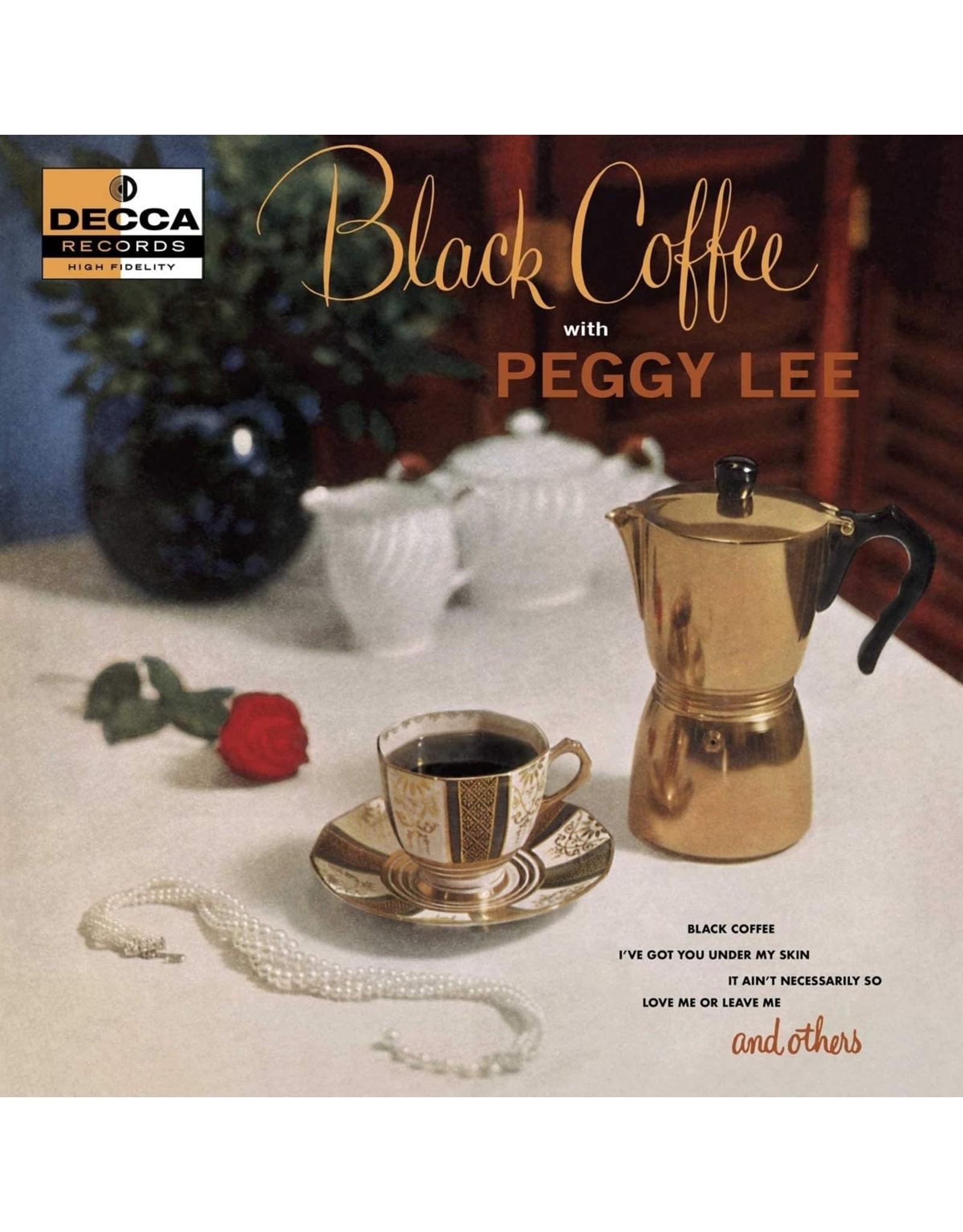 Lee, Peggy - Black Coffee (Acoustic Sound Series) LP