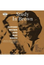 Brown, Clifford & Roach, Max - Study In Brown (Acoustic Sound Series) LP