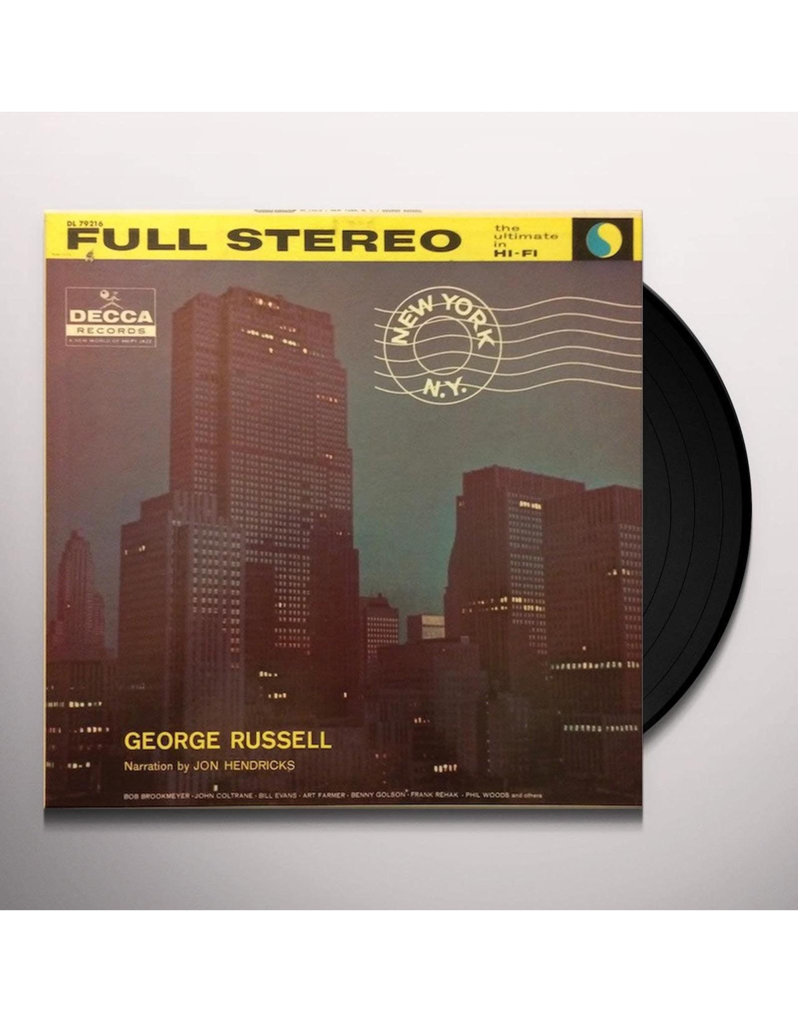 Russell, George - New York, N.Y. (Acoustic Sound Series) LP