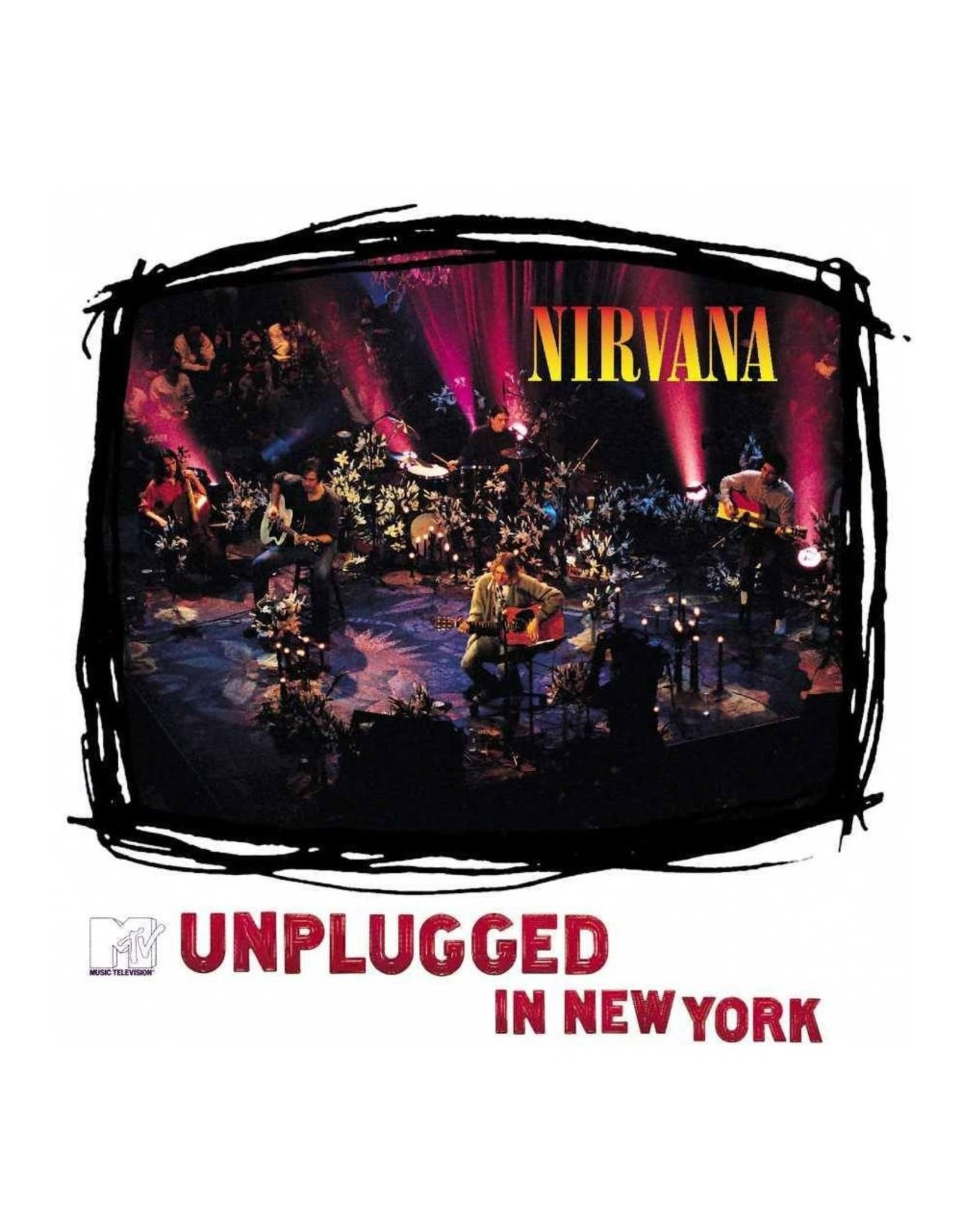 Nirvana - MTV Unplugged in New York (180g Audiophile) LP