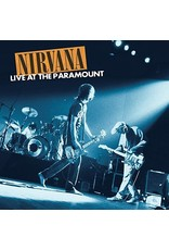 Nirvana - Live at the Paramount LP