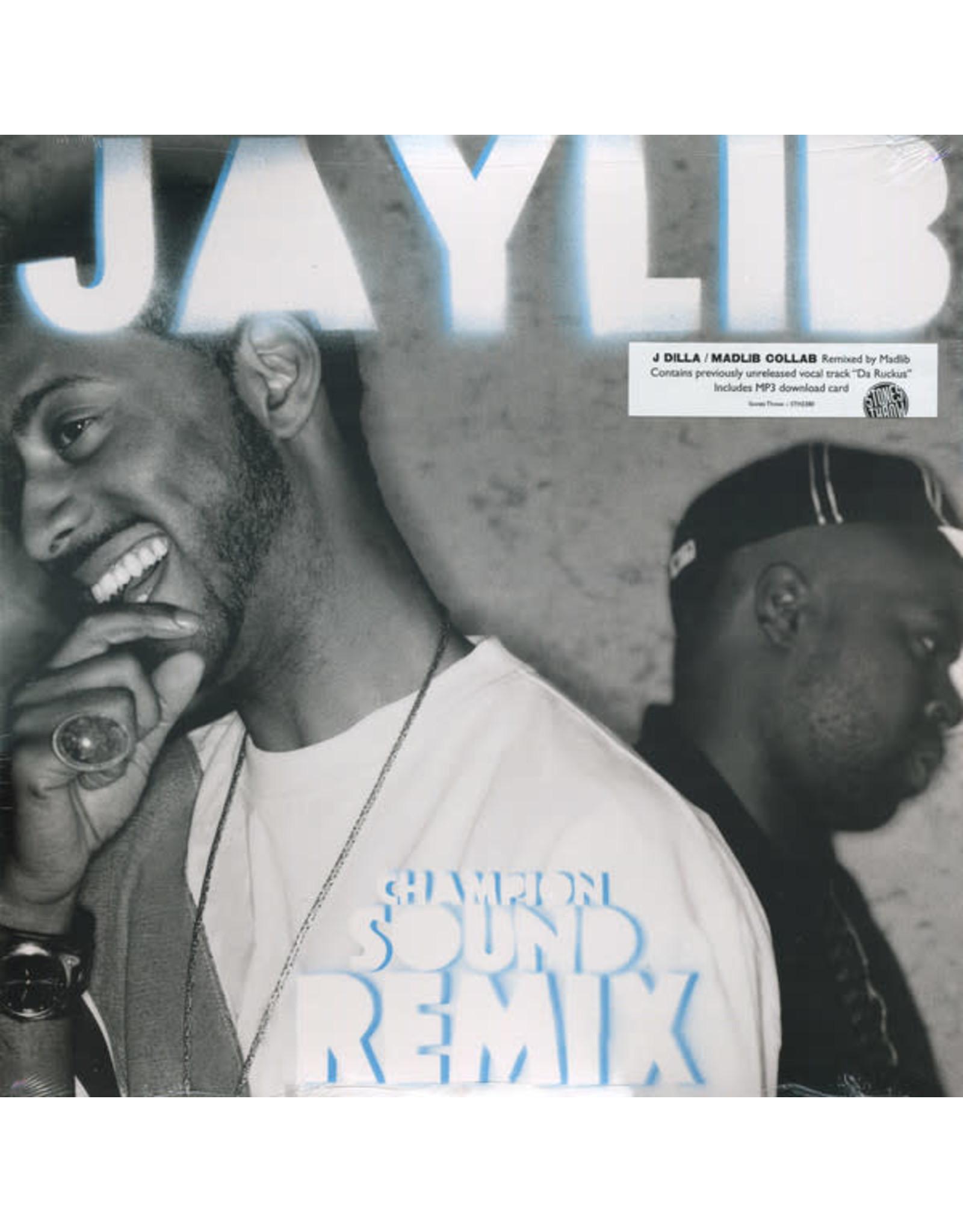 Jaylib - Champion Sound: The Remix LP