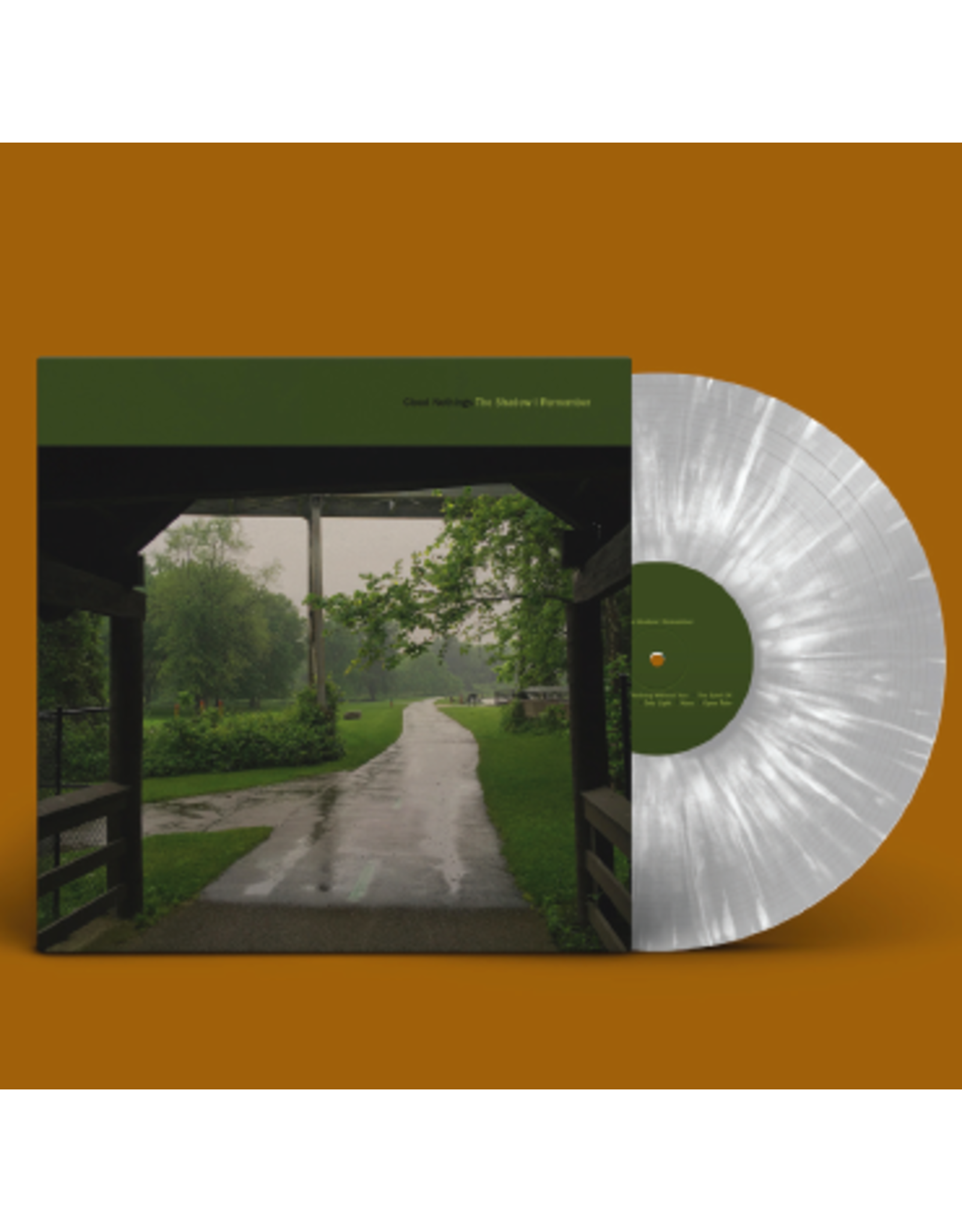 Cloud Nothings - The Shadow I Remember LP (Spectral Light Whirl Vinyl)