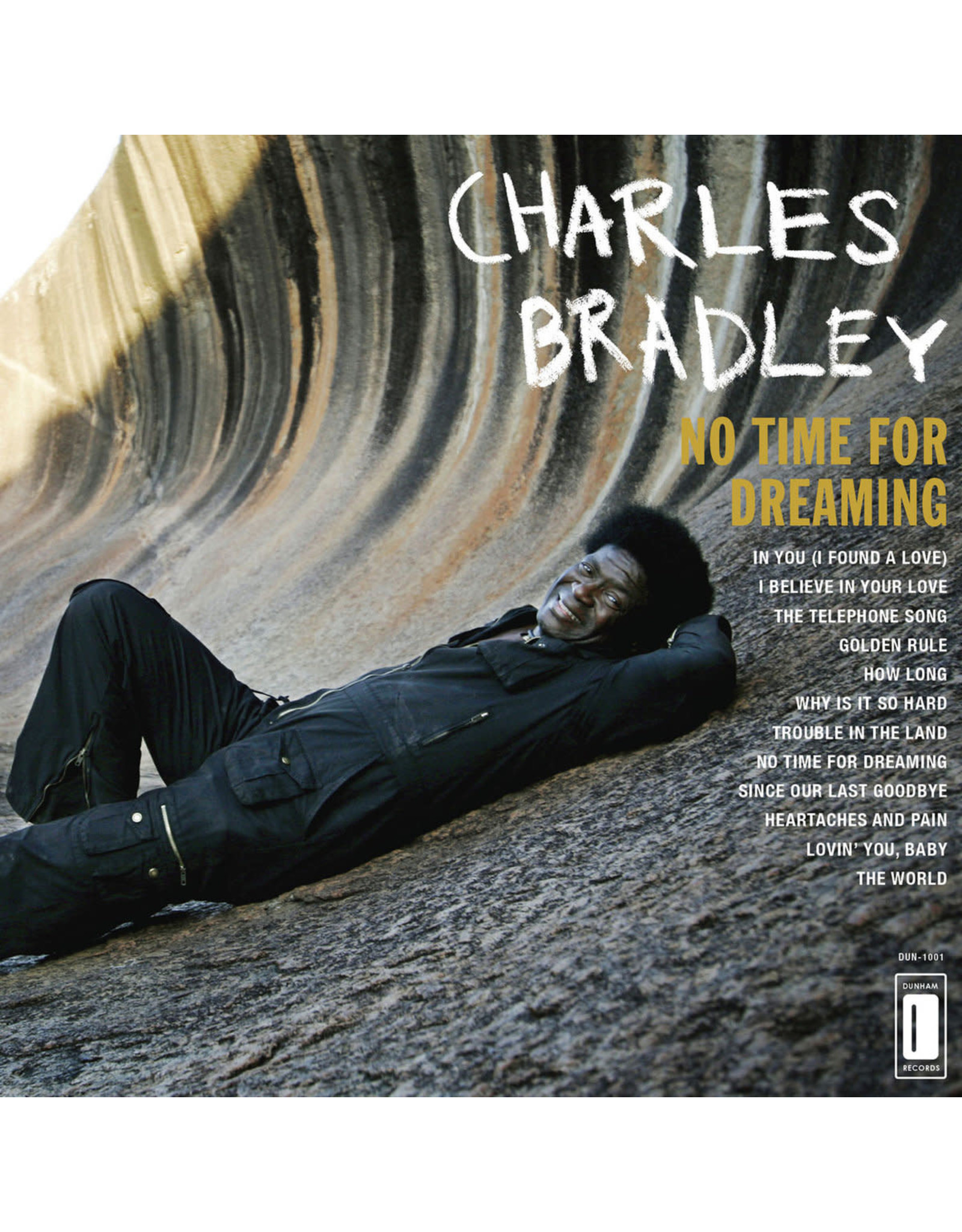 Bradley, Charles - No Time For Dreaming LP