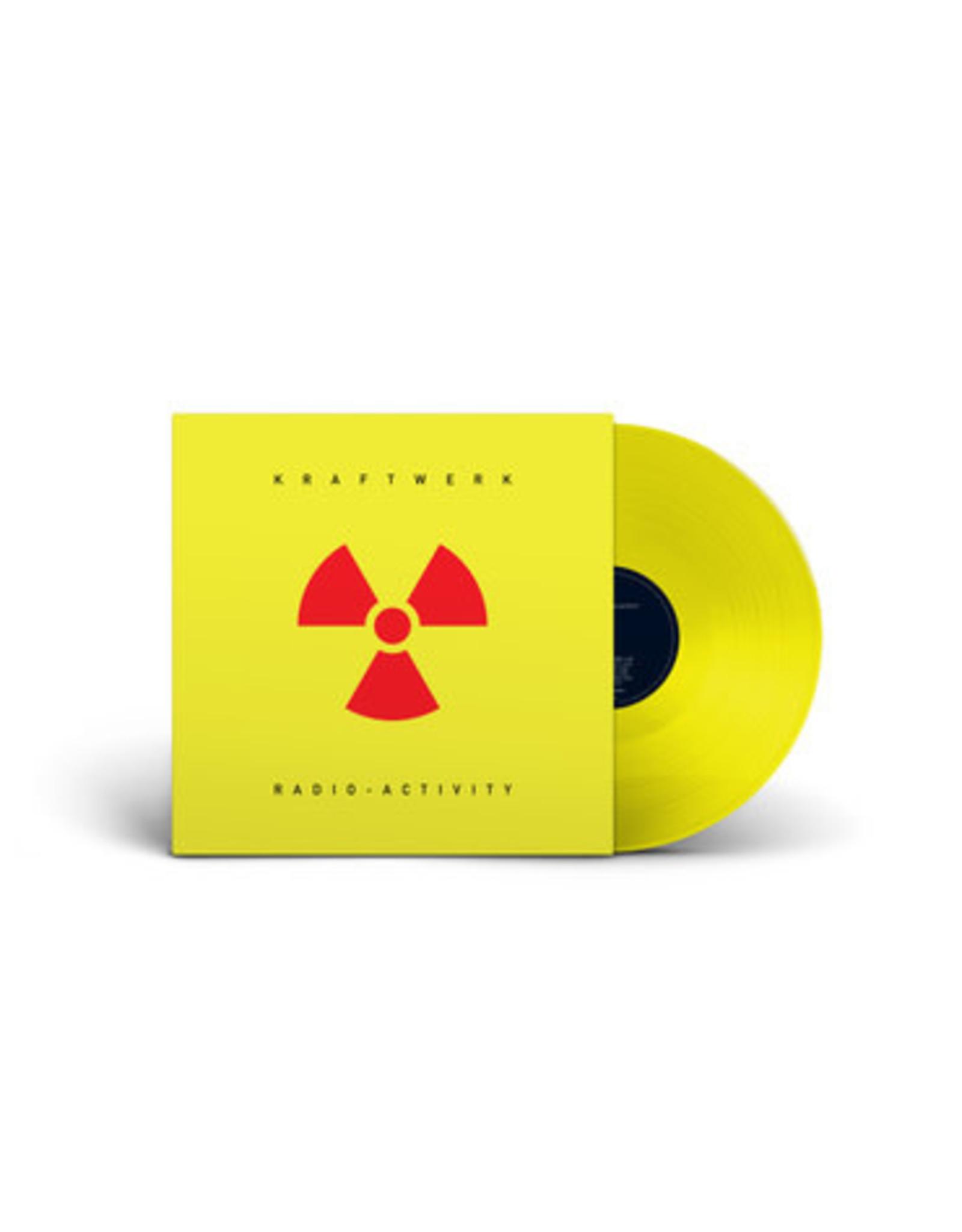 Kraftwerk - Radio-Activity (Ltd 180g Yellow Transparent Vinyl)