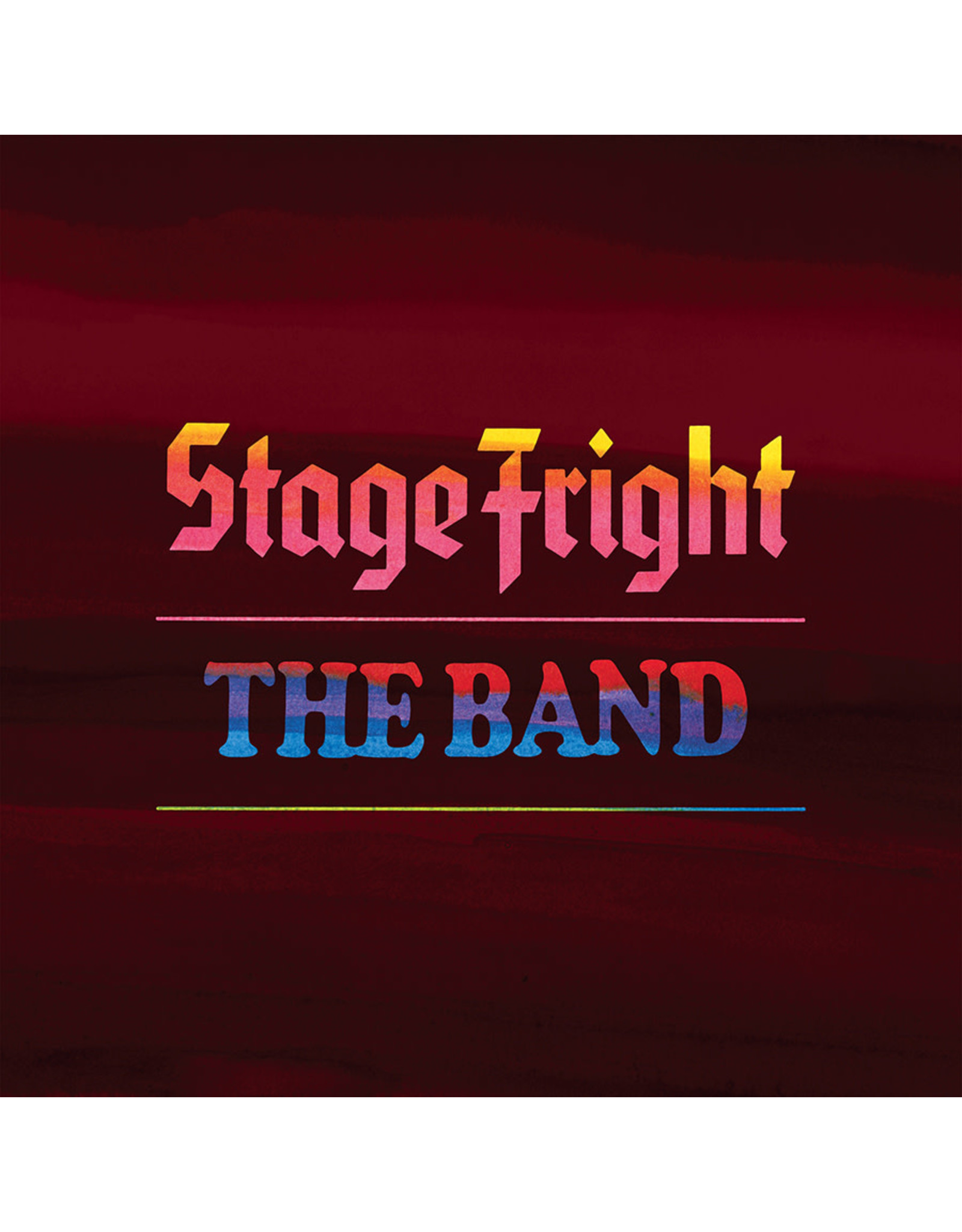 """Band, The - Stage Fright (50th Anniversary Super Dlx. Edition LP/2CD/7""""/Blu-Ray)"""