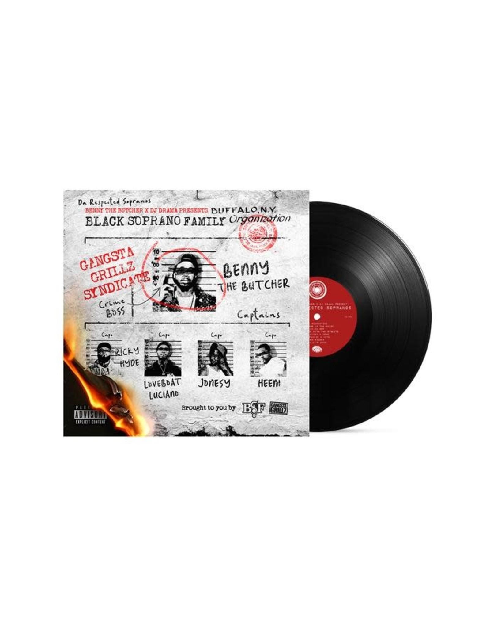 Black Soprano Family - Benny The Butcher & DJ Drama Present: The Respected Sopranos 2LP