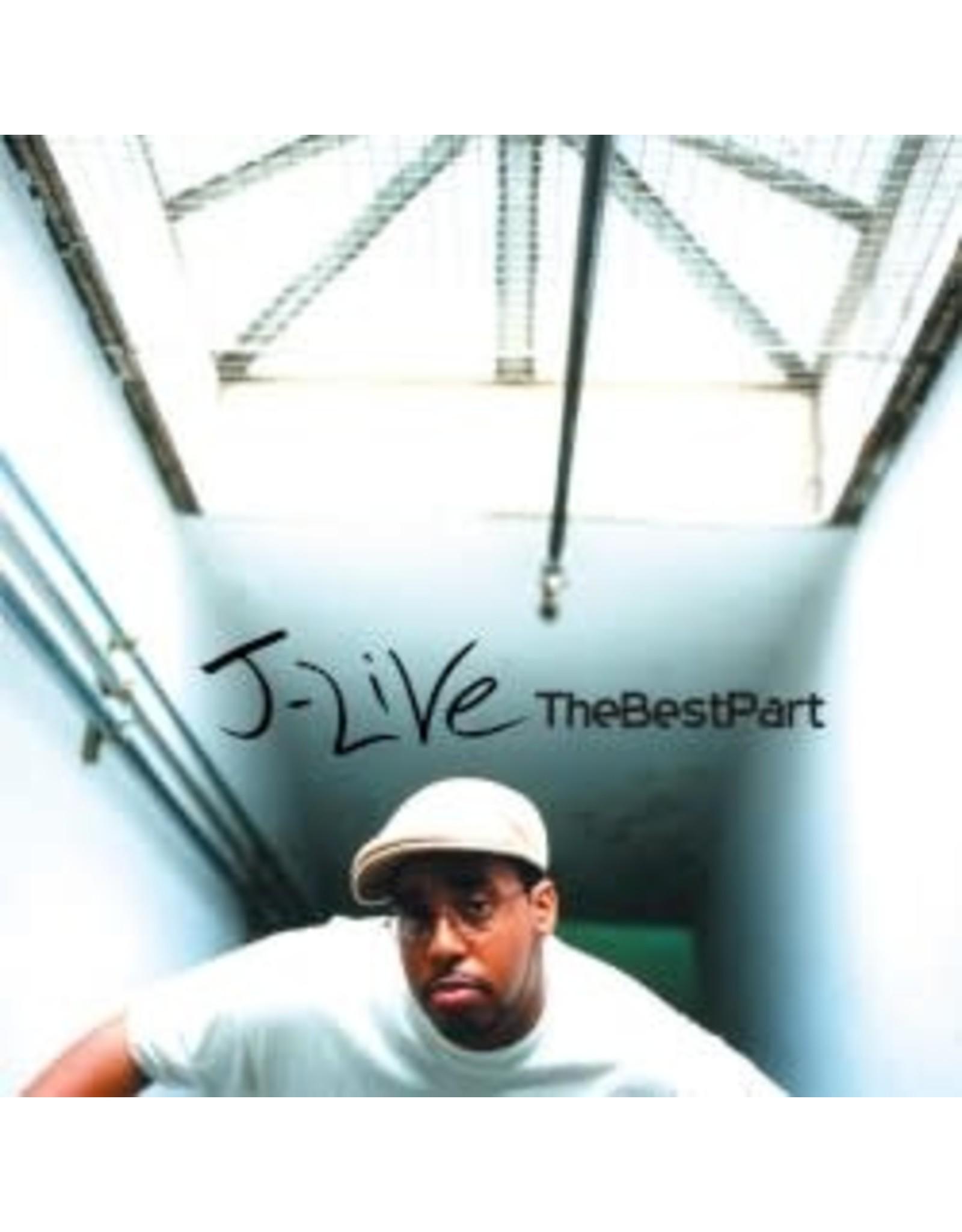 J-Live - The Best Part LP