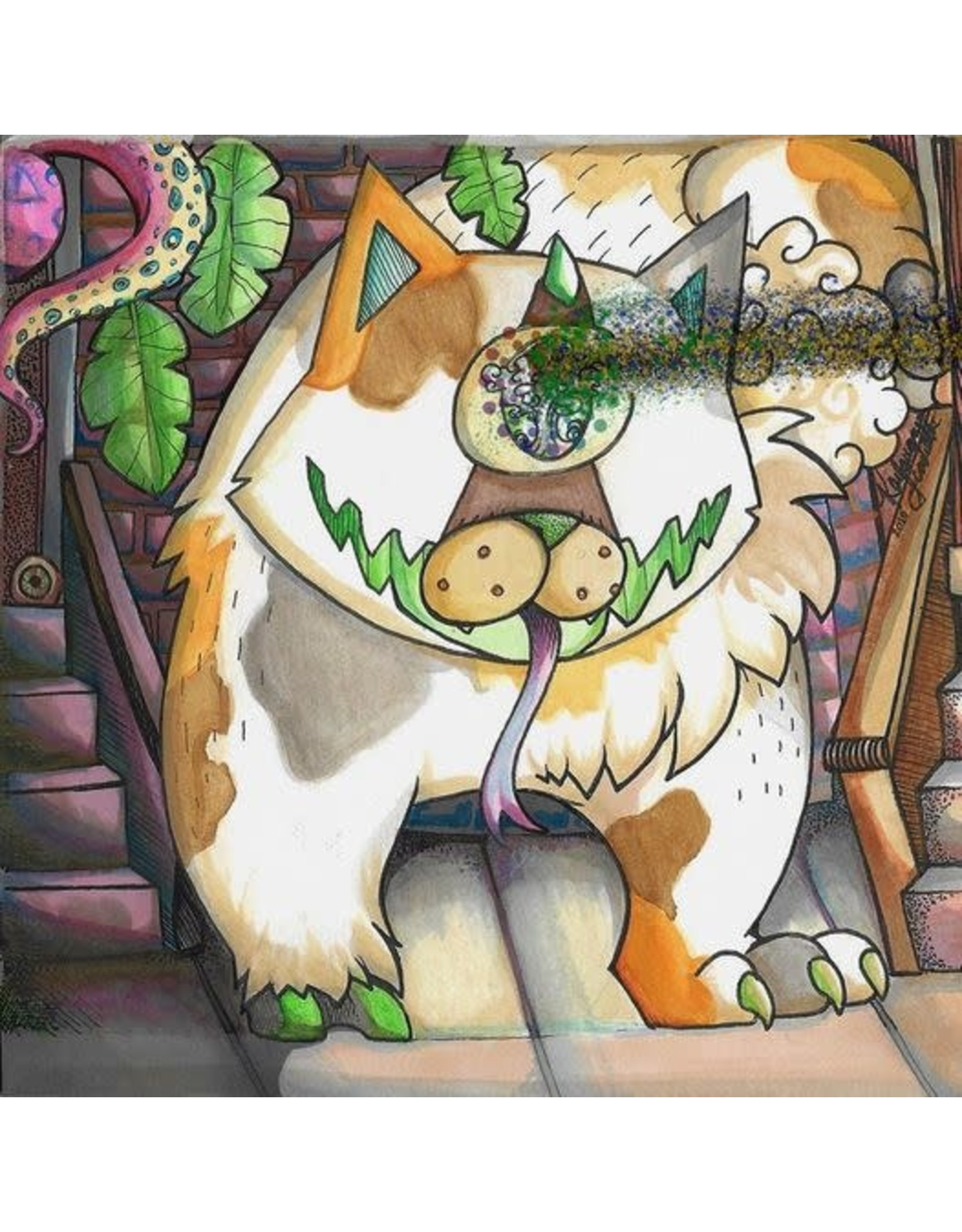 Strange Breed - The Curiousity and the Cat 2CD
