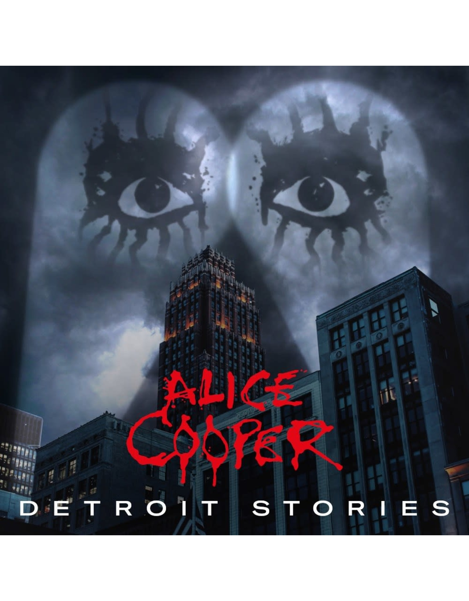 Cooper, Alice - Detroit Stories CD
