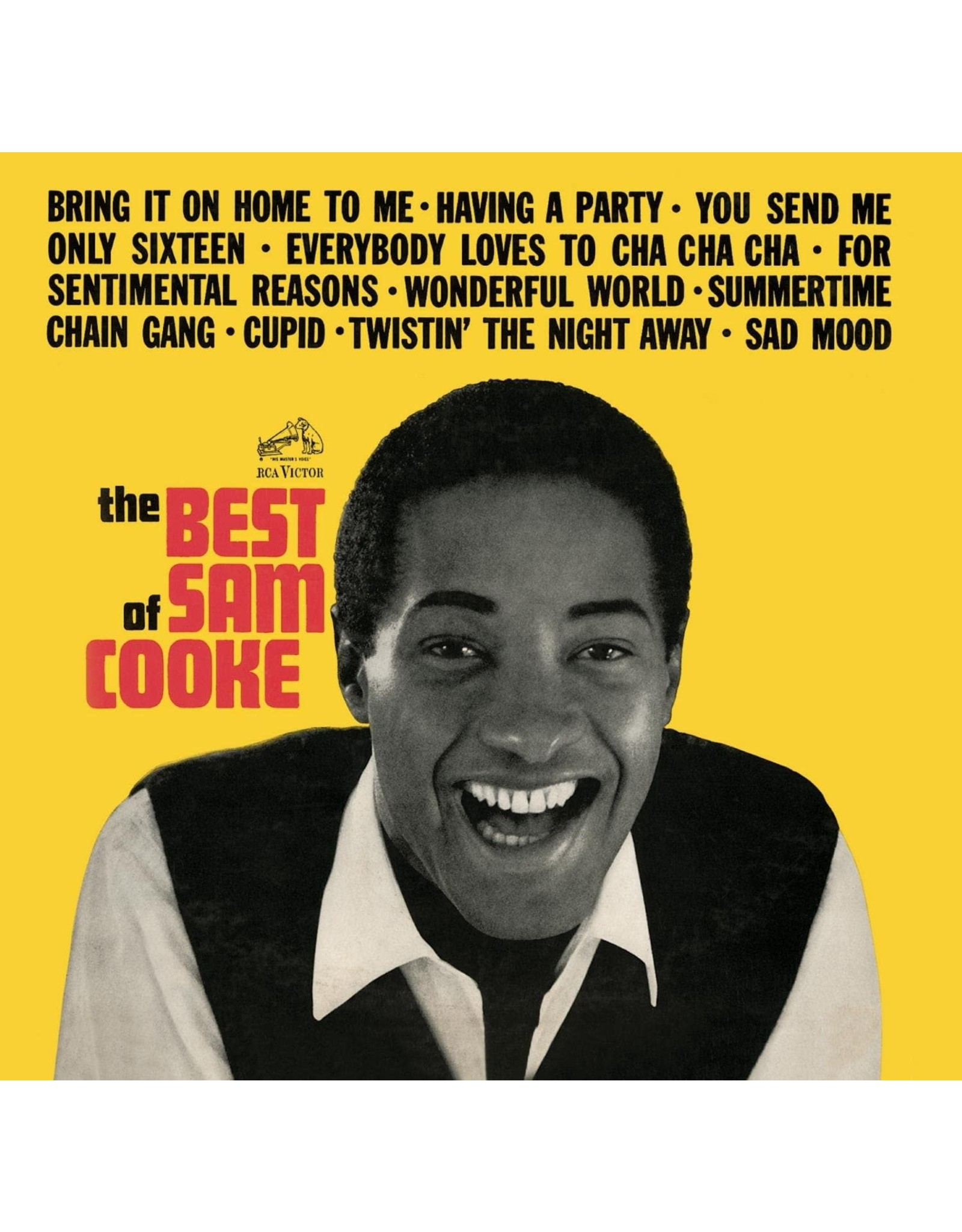 Cooke, Sam - The Best Of Sam Cooke CD