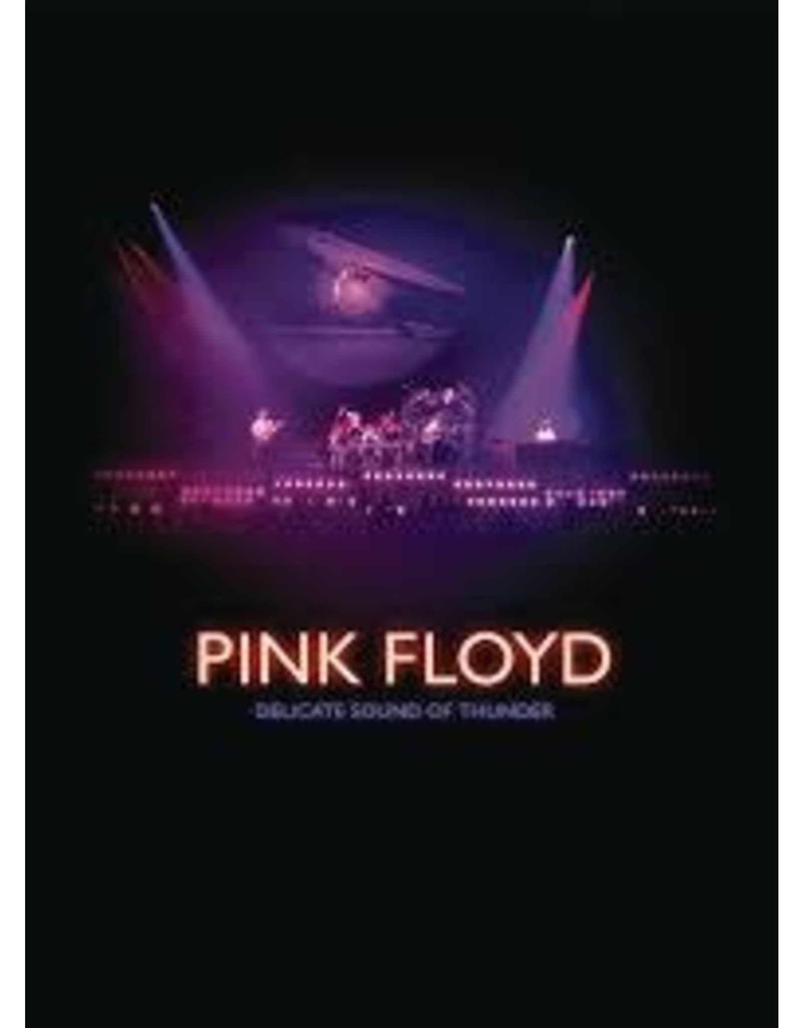 Pink Floyd - Delicate Sound of Thunder DVD