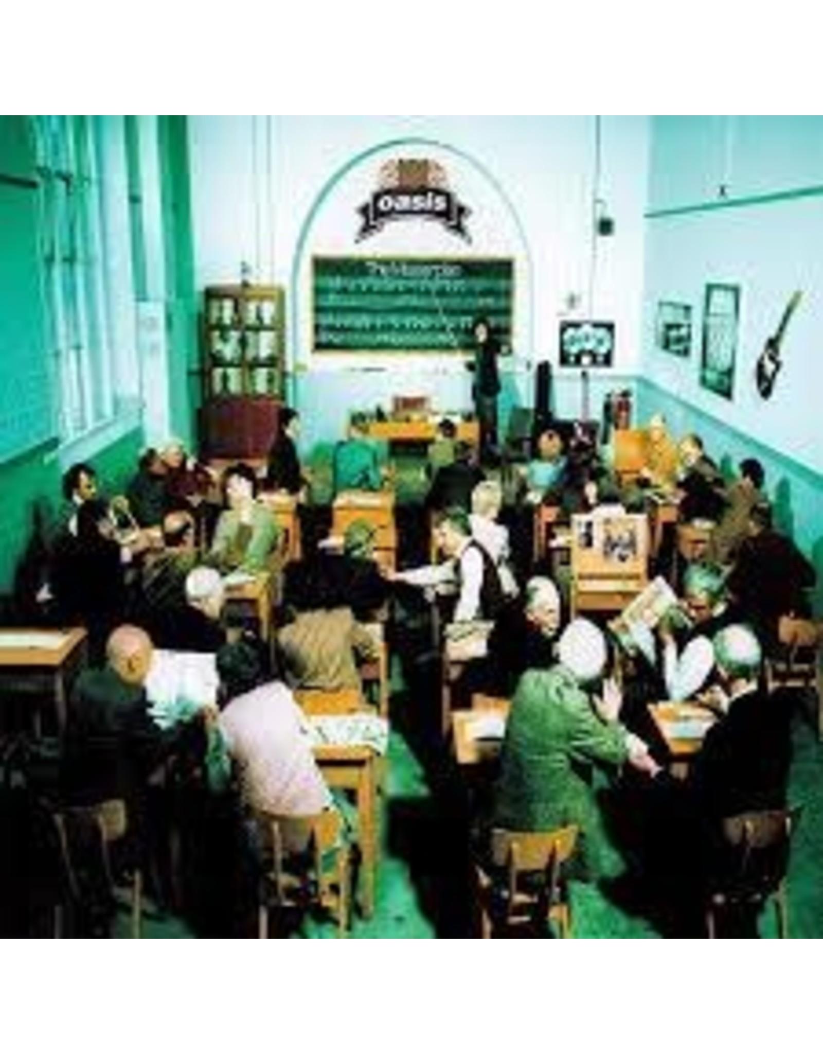 Oasis - Masterplan LP