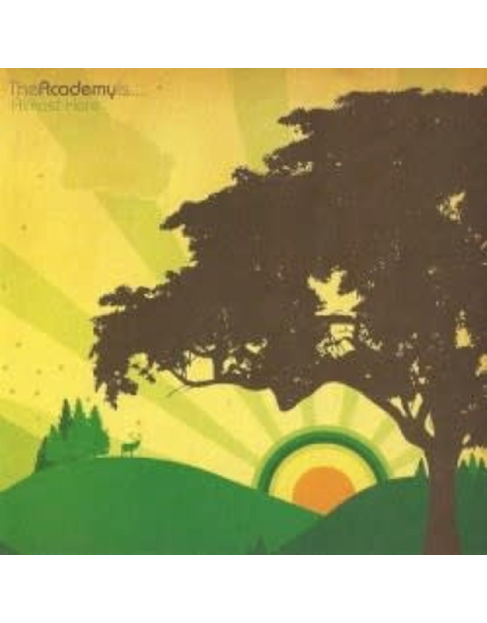 Academy Is - Almost Here LP (Ltd Silver Vinyl)