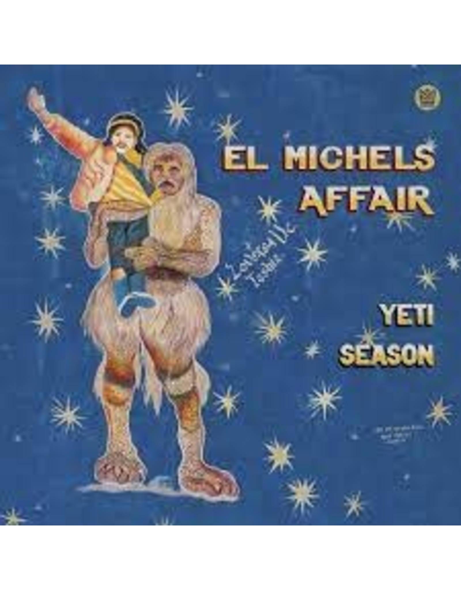 El Michels Affair - Yeti Season LP