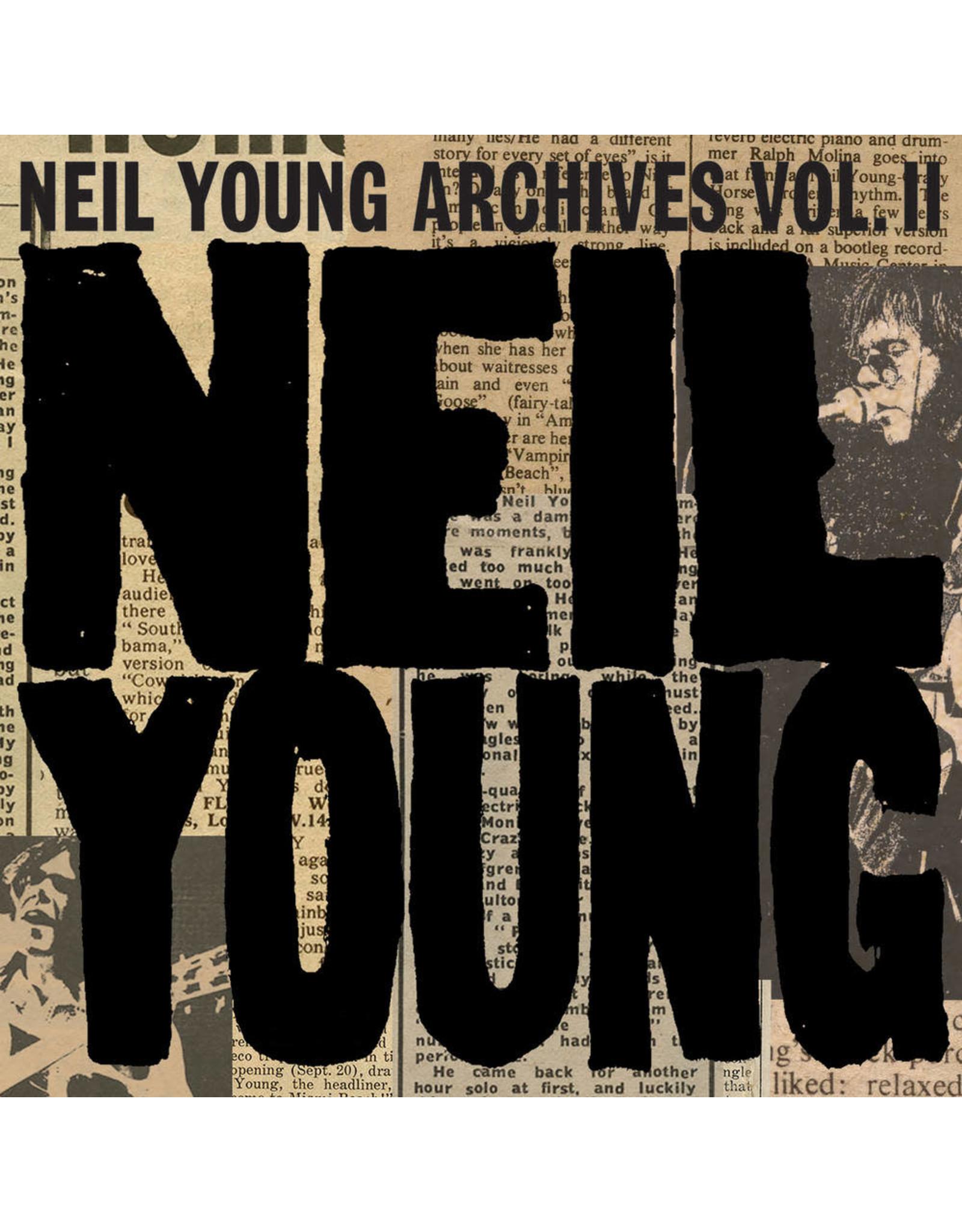 Young, Neil - Archives Vol. II (Boxset) CD