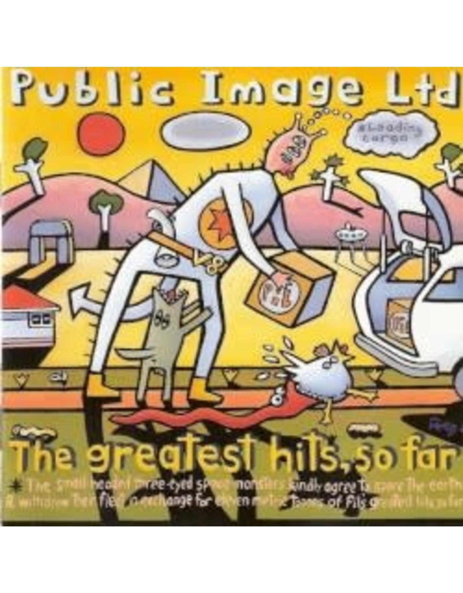 Public Image Ltd - Greatest Hits So Far CD