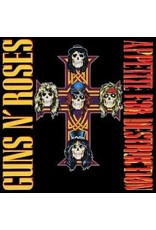 Guns N Roses - Appetite For Destruction 2 CD Deluxe Edition